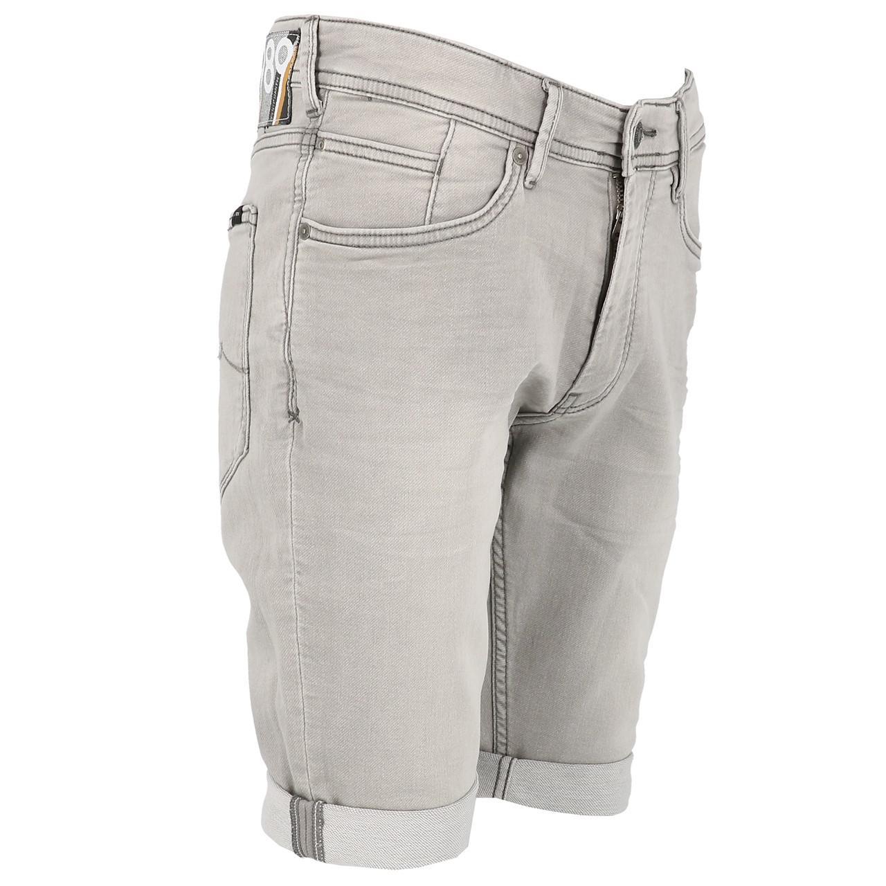Bermuda-Shorts-Teddy-smith-Scotty-3-Grey-Shorts-Grey-29920-New thumbnail 4