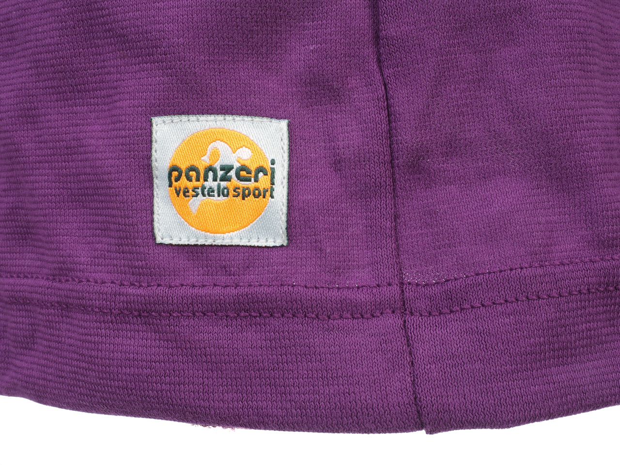 Shorts-Multi-Panzeri-Plain-a-Purple-Jersey-Shorts-Purple-30929-New thumbnail 4