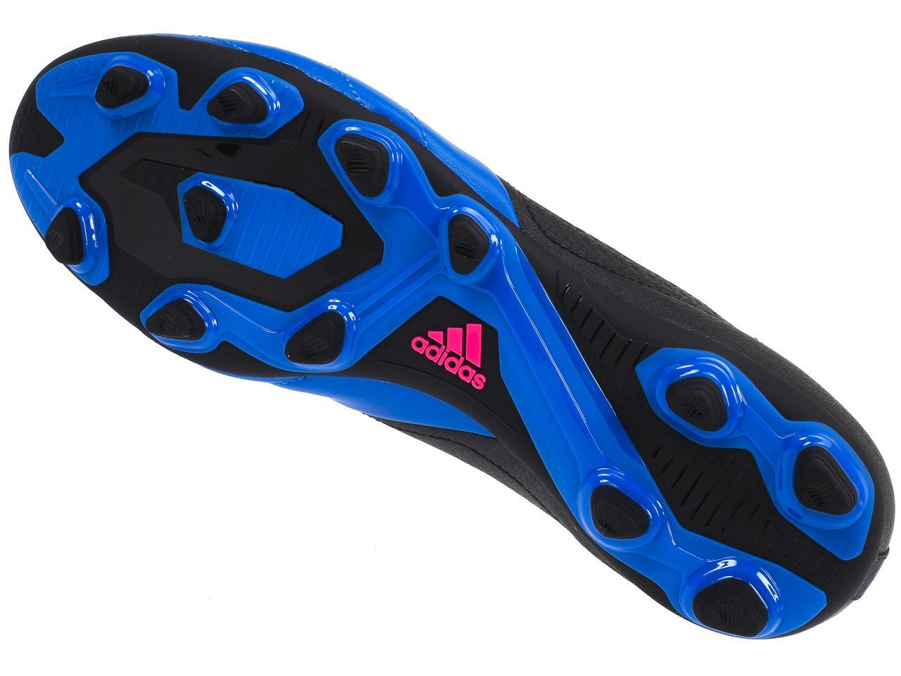 Ace Adidas H Fxg Moulées 38832 174 Football Neuf Chaussures Bleu qtEaT