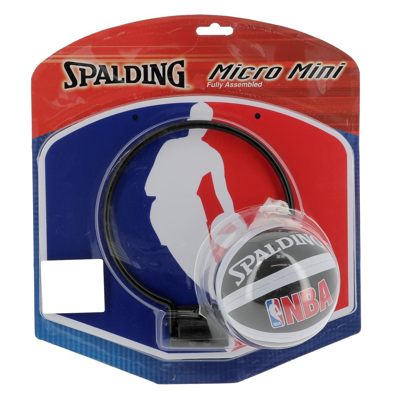 Panel-of-Basketball-Spalding-NBA-Micropanier-Blue-40158-New thumbnail 4