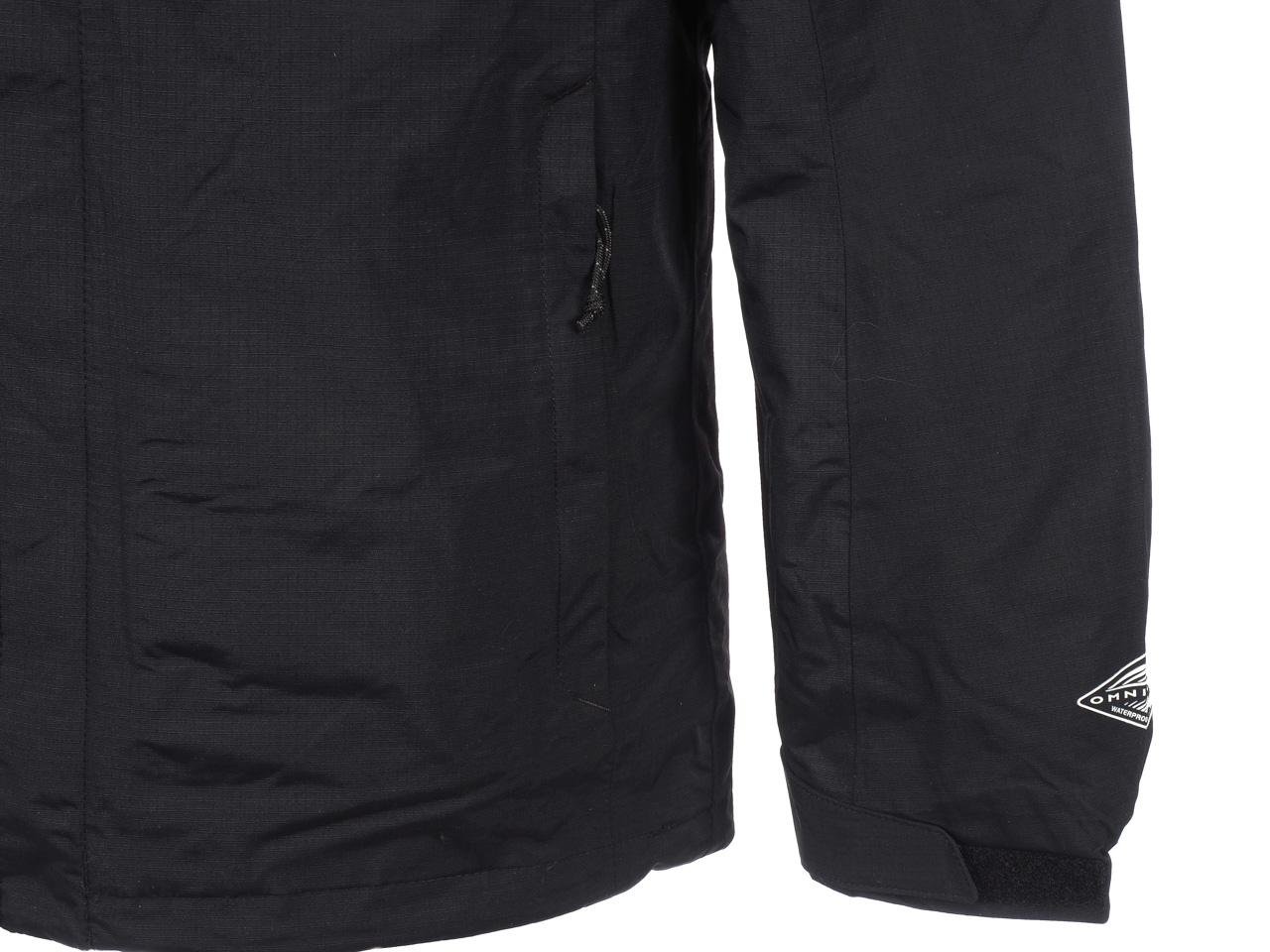 Jackets-3-in-1-Columbia-Mission-Air-Black-Black-41300-New thumbnail 4