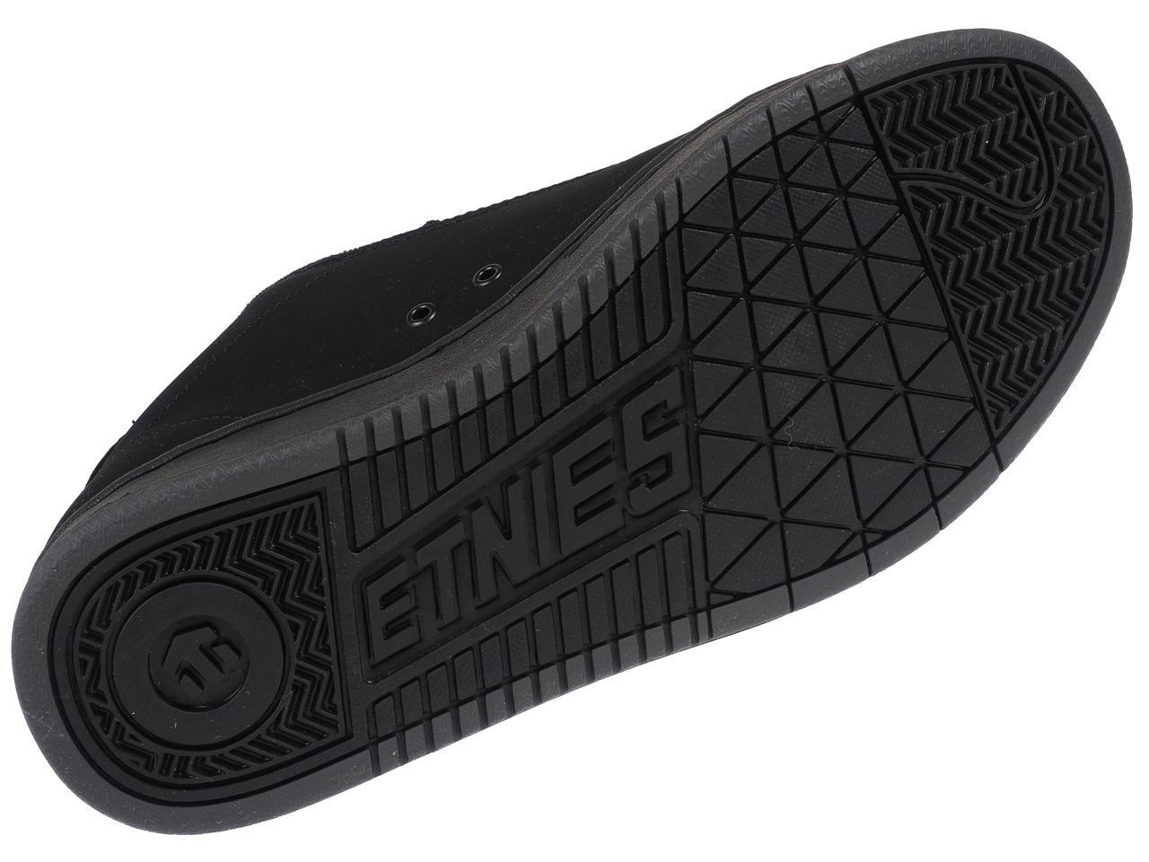 Shoes-Skateboard-Etnies-Fader-Black-Dirty-Wash-Black-42823-New thumbnail 4