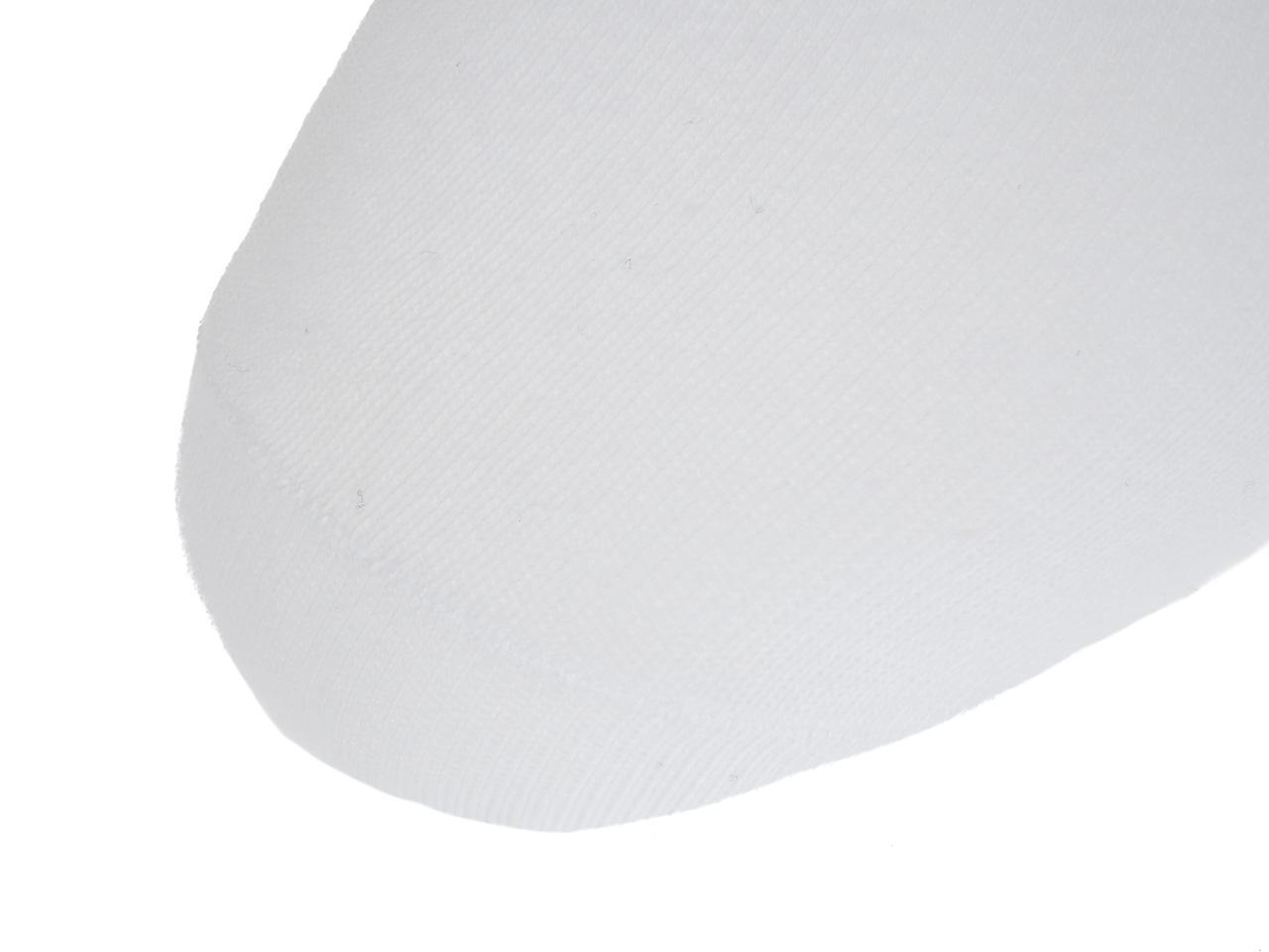 Socks-Invisible-Fila-Logo-White-Invis-par3-White-43060-New thumbnail 4