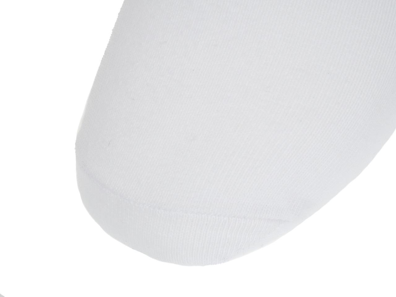 Chaussettes-Fila-Logo-blanc-quarter-par3-Blanc-43067-Neuf miniature 4