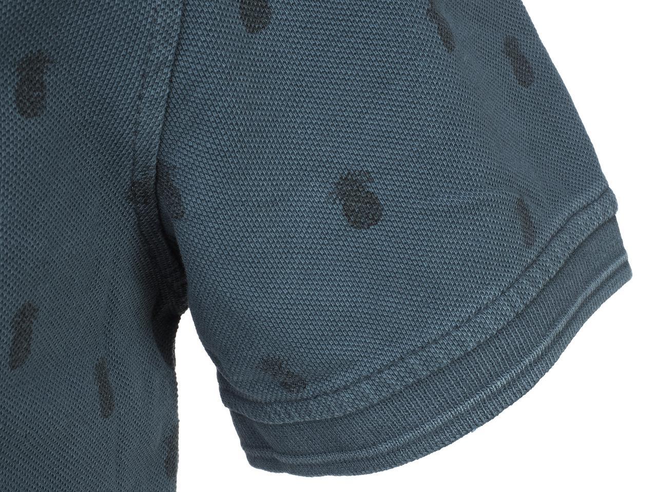 Short-Sleeve-Polo-Blend-Milan-Denim-Blue-Mc-Polo-Blue-45442-New thumbnail 4