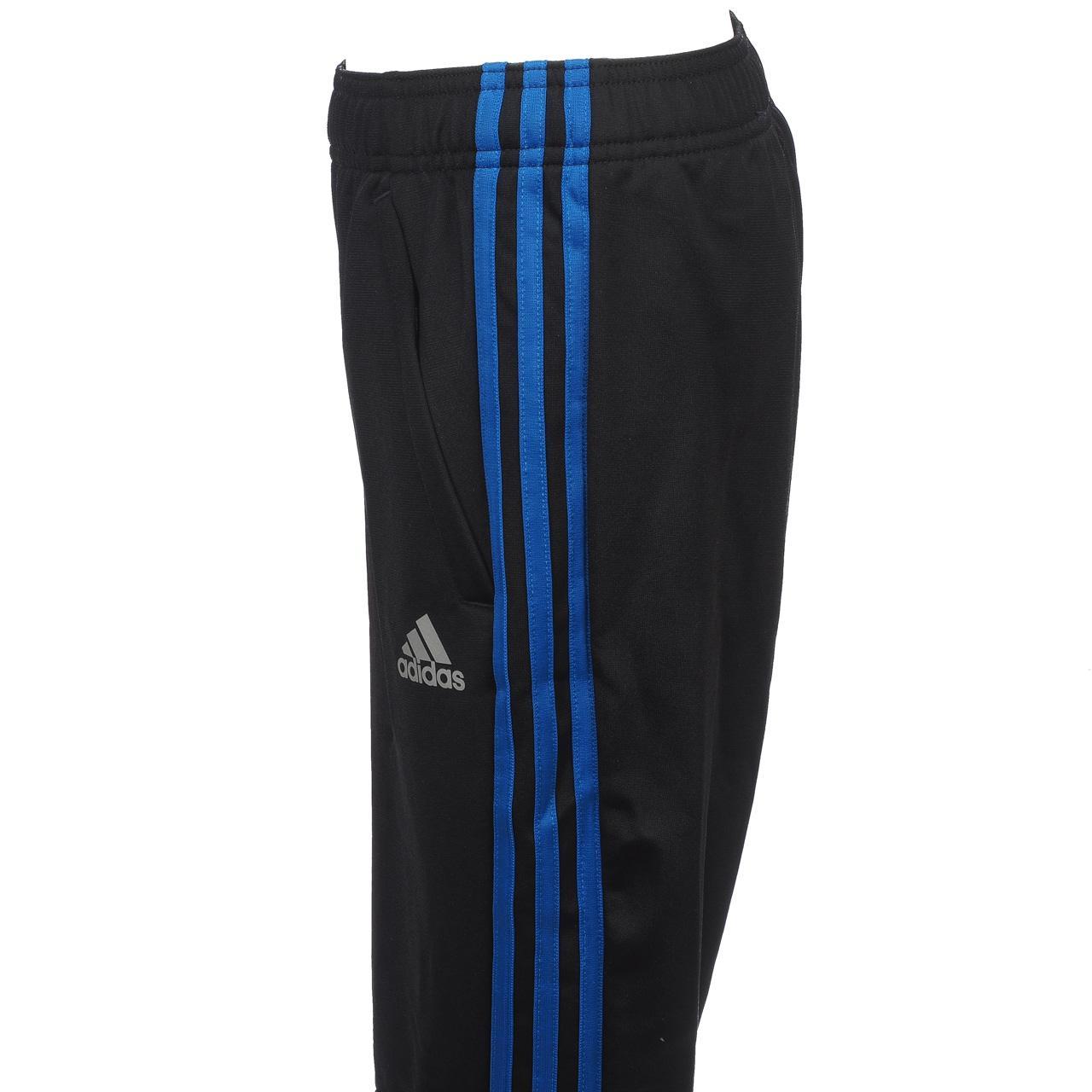 Trousers-Player-Adidas-Yb-Ftb-Str-3s-nr-Roy-Jr-Black-46615-New thumbnail 4