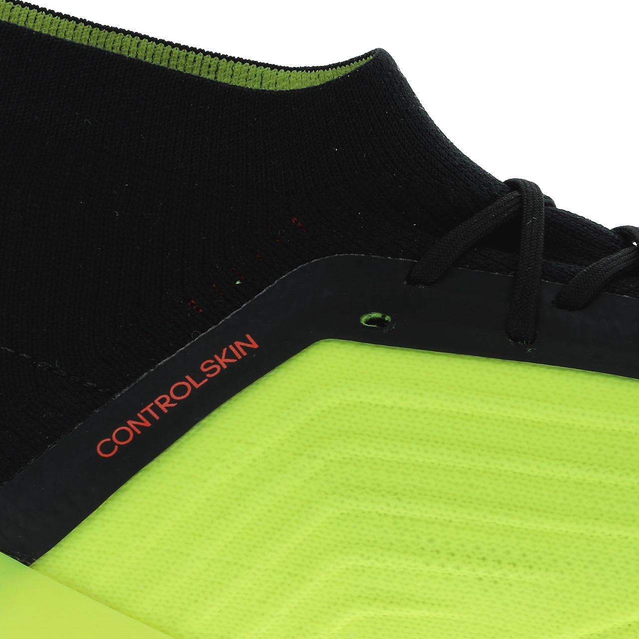 Football-Shoes-Flap-Adidas-Predator-18-1-Fg-Syello-Yellow-47849-New thumbnail 4