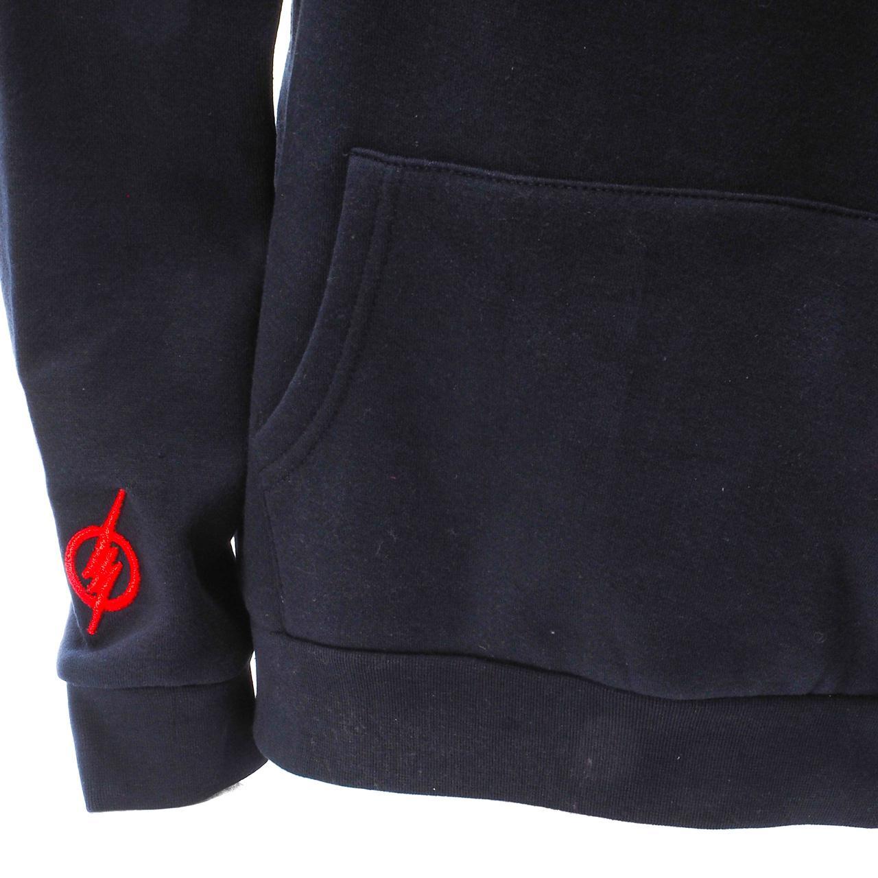 Sweat-Usual-suspect-story-jeans-Mbappe-sweat-navy-jr-Bleu-47921-Neuf miniature 4