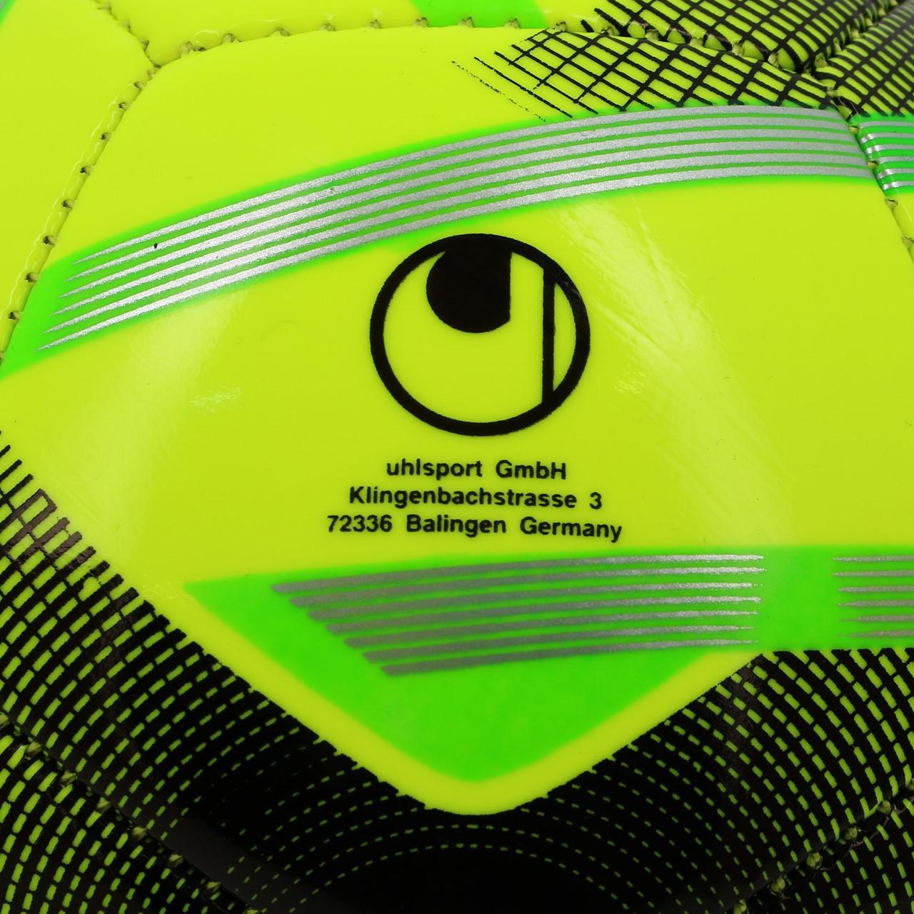 Mini-Ball-Uhlsport-Team-Mini-taille1-Yellow-50001-New thumbnail 4