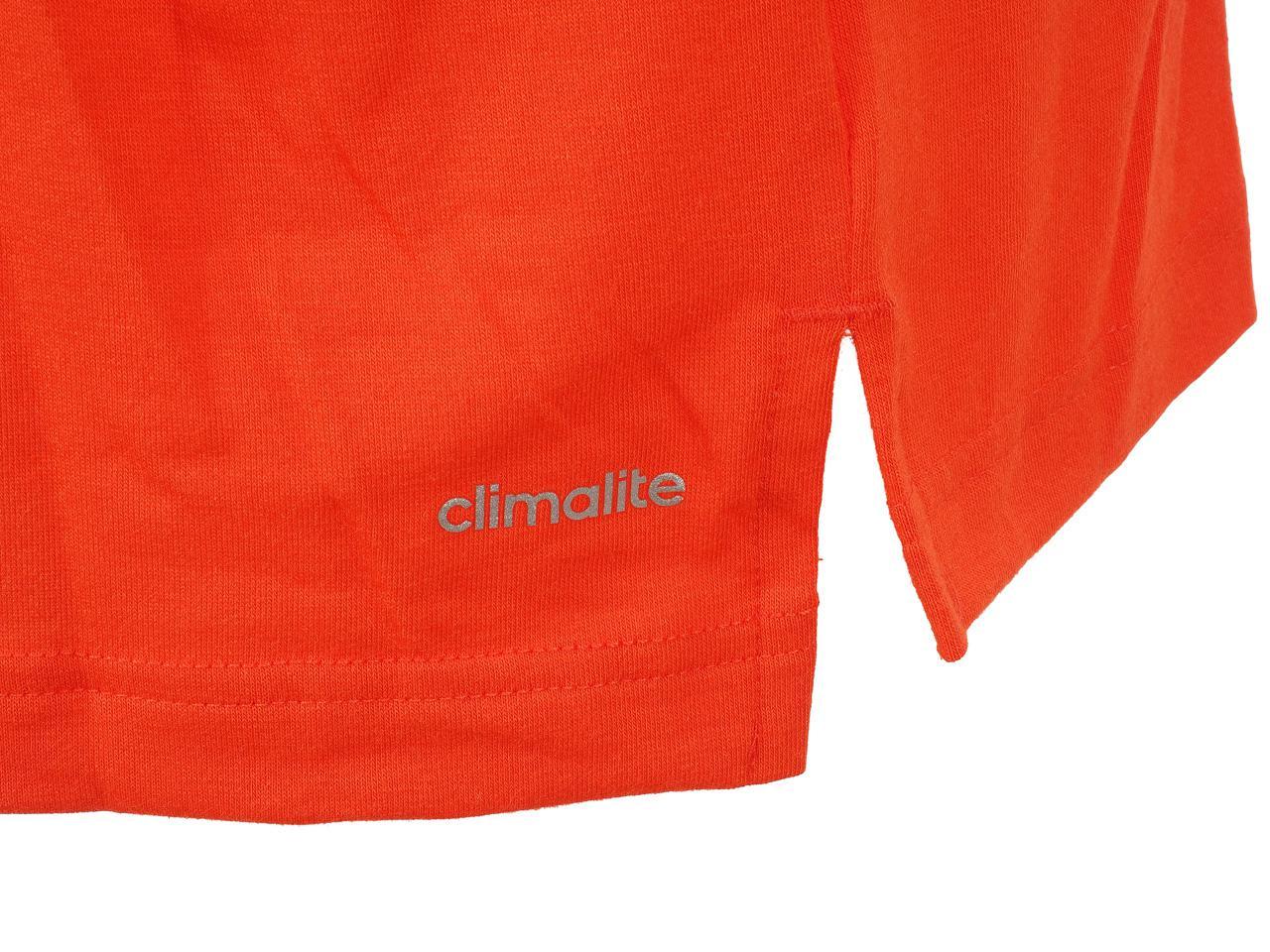 Short-Sleeve-T-Shirt-Adidas-Freelift-Premium-Rge-Mc-Tee-Red-50082-New thumbnail 3