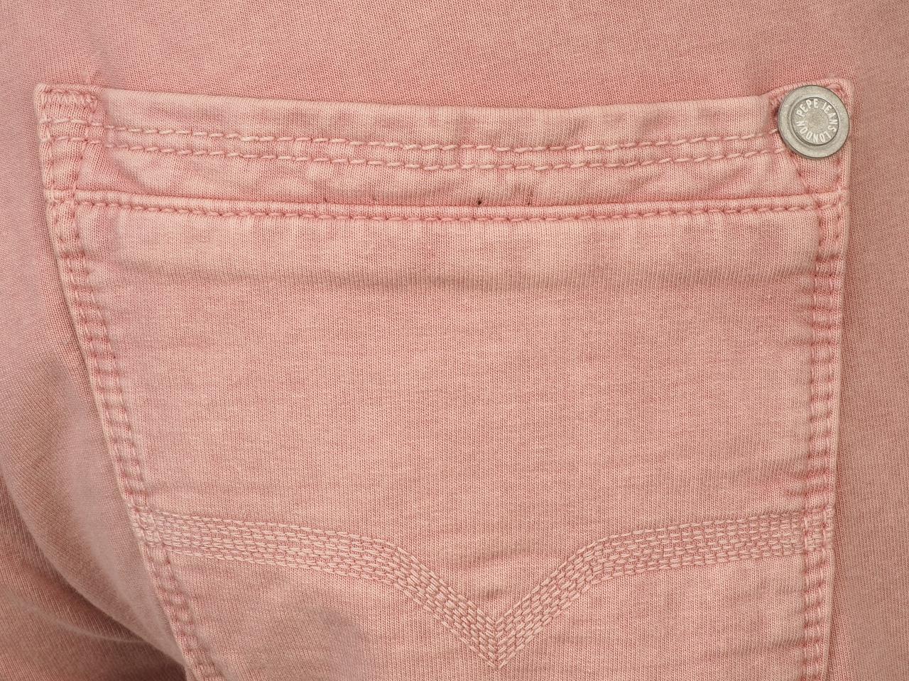 Bermuda-Shorts-Pepe-Jeans-Gene-Pink-Shorts-Jr-Pink-51544-New thumbnail 3