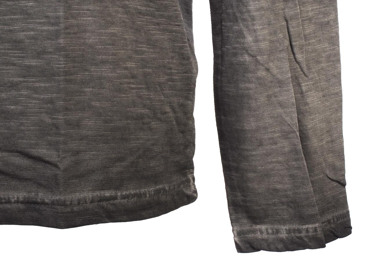 T-Shirt-Long-Sleeves-Biaggio-Lydil-Dk-Grey-ML-Tee-Grey-51660-New thumbnail 3