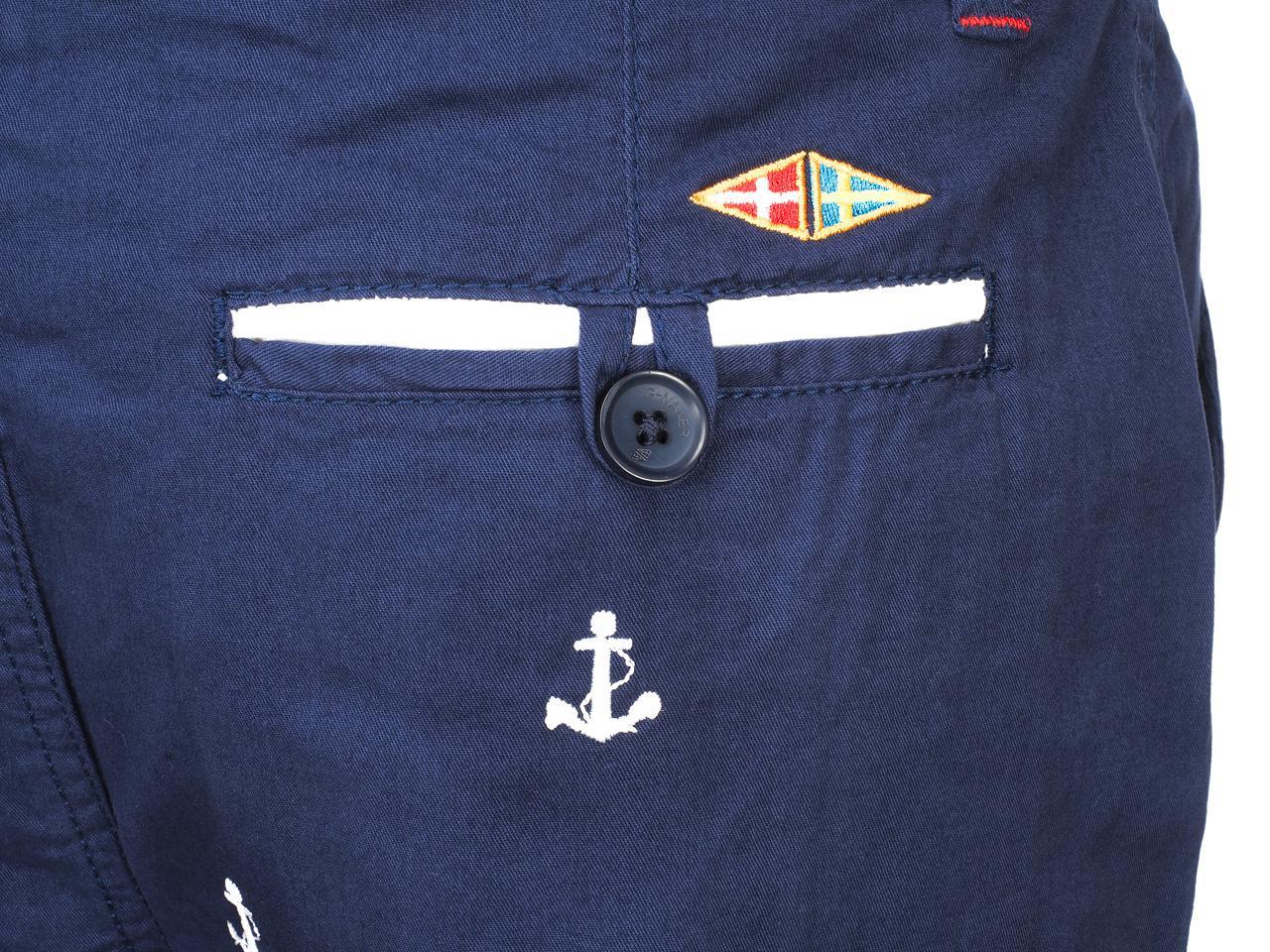 Bermuda-Shorts-G-naker-Mirbel-Navy-Bermuda-Blue-53397-New thumbnail 4