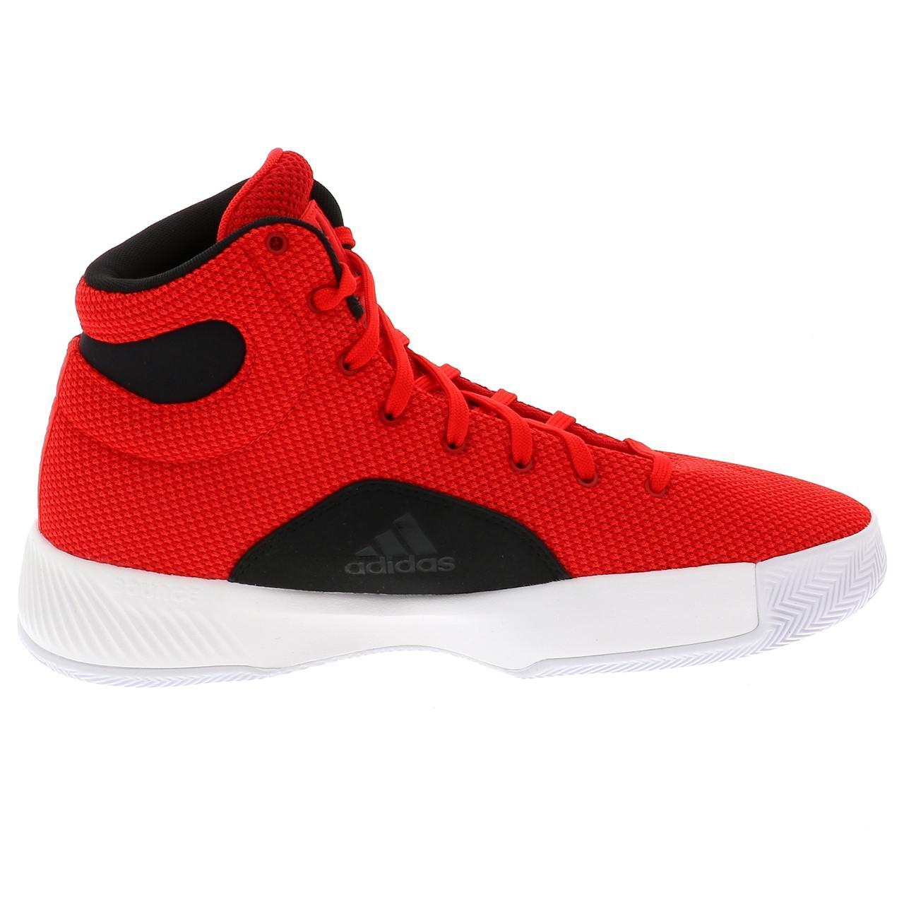 Chaussures-basket-Adidas-Pro-bounce-madness-basket-Rouge-55000-Neuf miniature 4