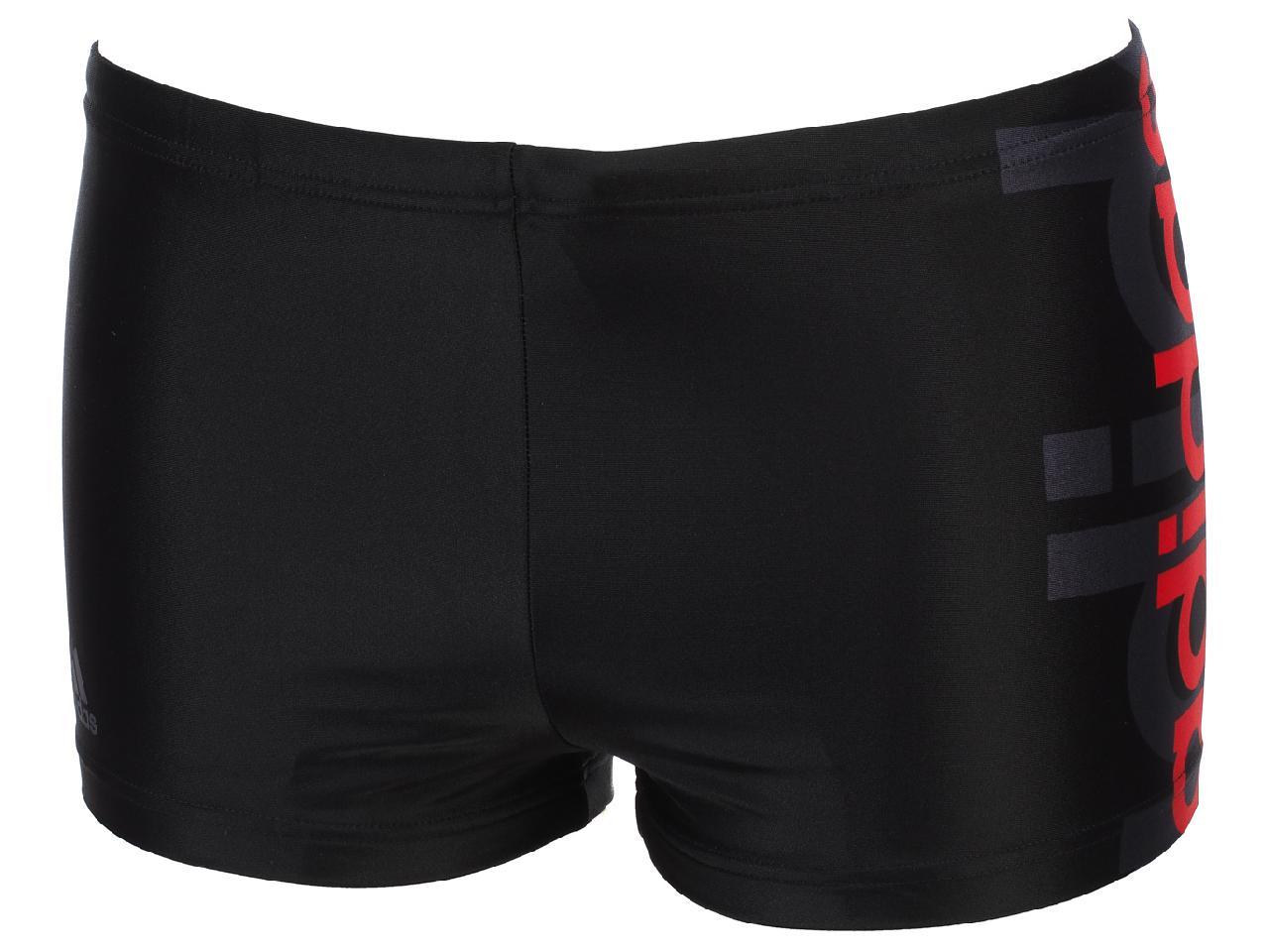 Boxer-Swimsuit-Adidas-Inf-Ecad-Bx-Black-Black-Boxer-57949-New thumbnail 4