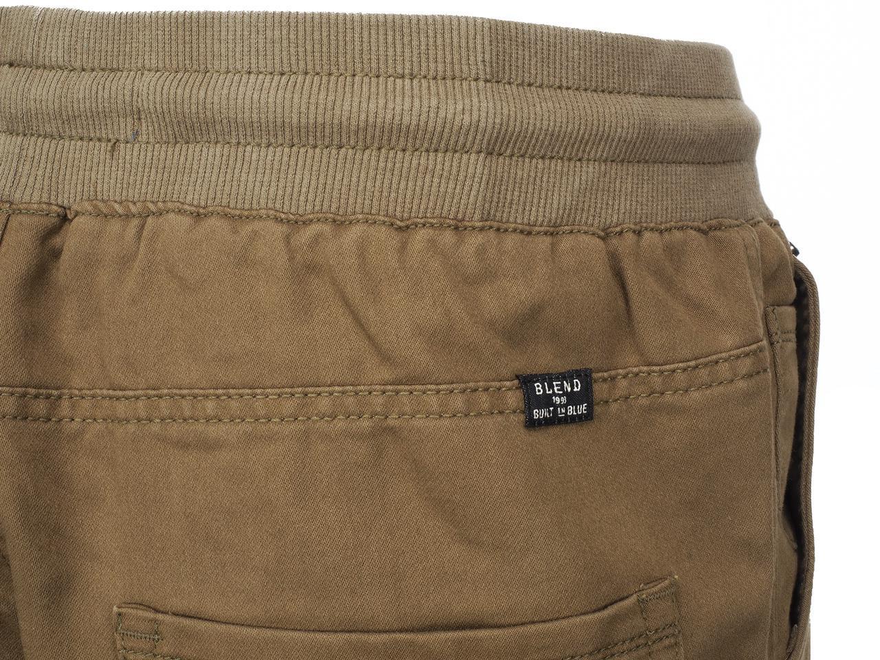 Hose-Jeans-Blend-Jogg-Jeans-32-Burnt-Olive-Brown-59093-Neu Indexbild 4