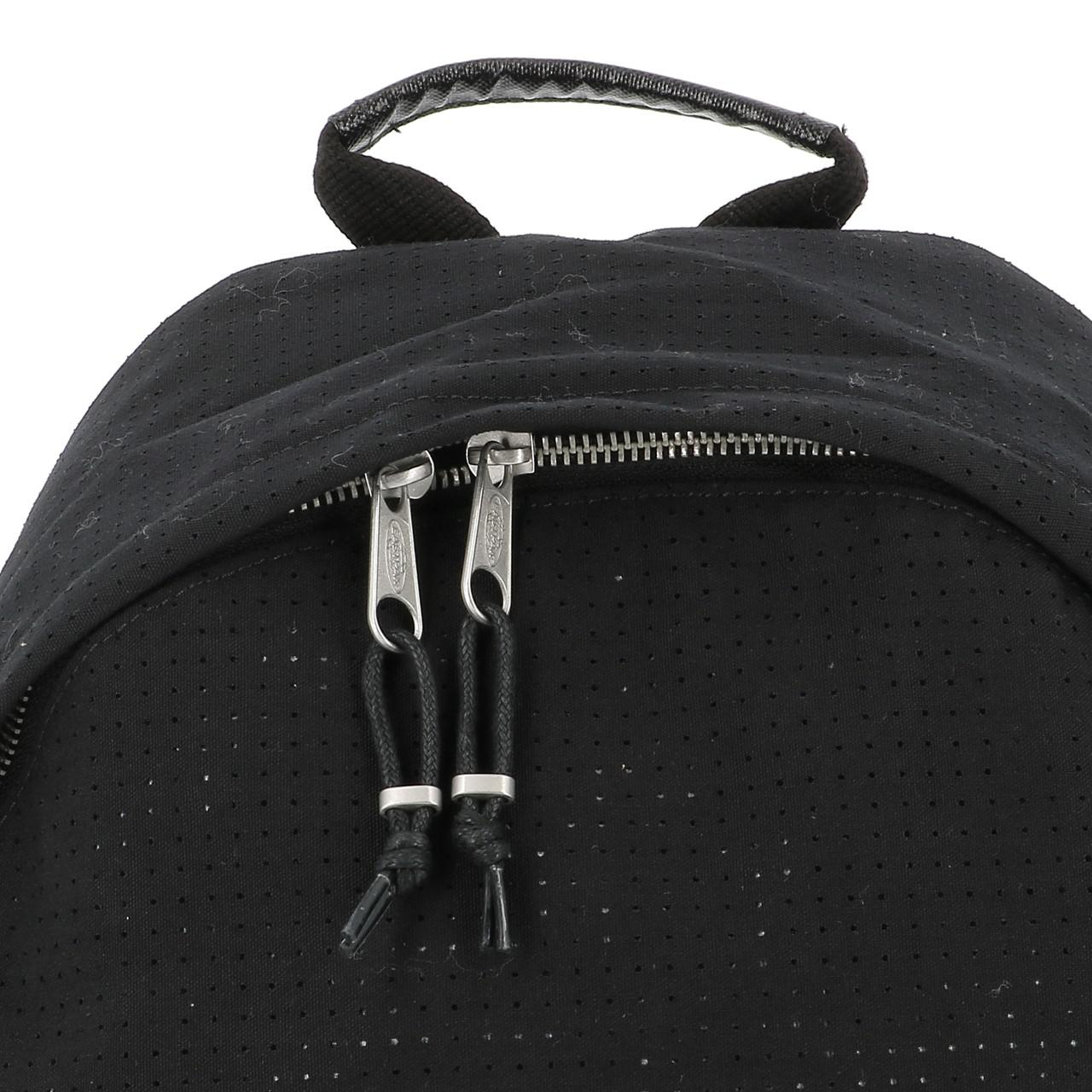 Sac-a-dos-college-Eastpak-Padded-pinched-black-Noir-70649-Neuf miniature 4