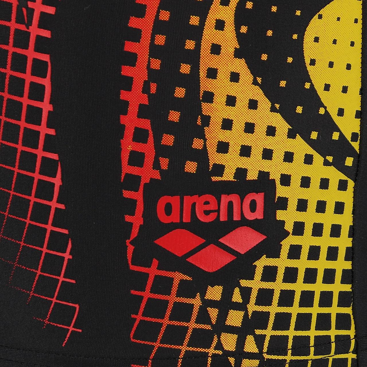 Boxer-Swimsuit-Arena-M-Rurik-Sh-Black-Black-71033-New thumbnail 4