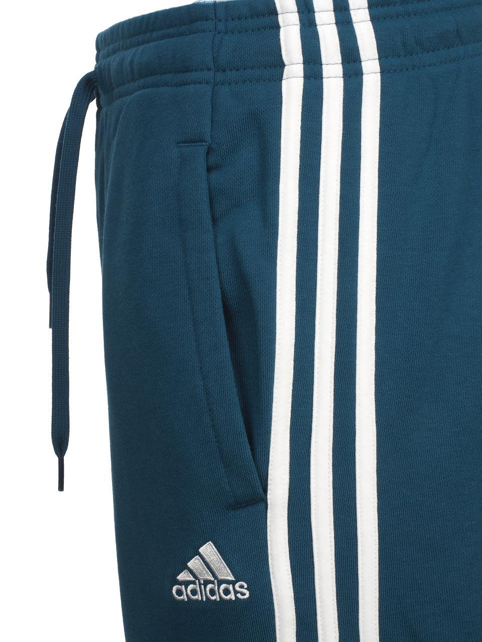 Pantalon-joueur-Adidas-Real-pant-17-18-madrid-Bleu-74776-Neuf