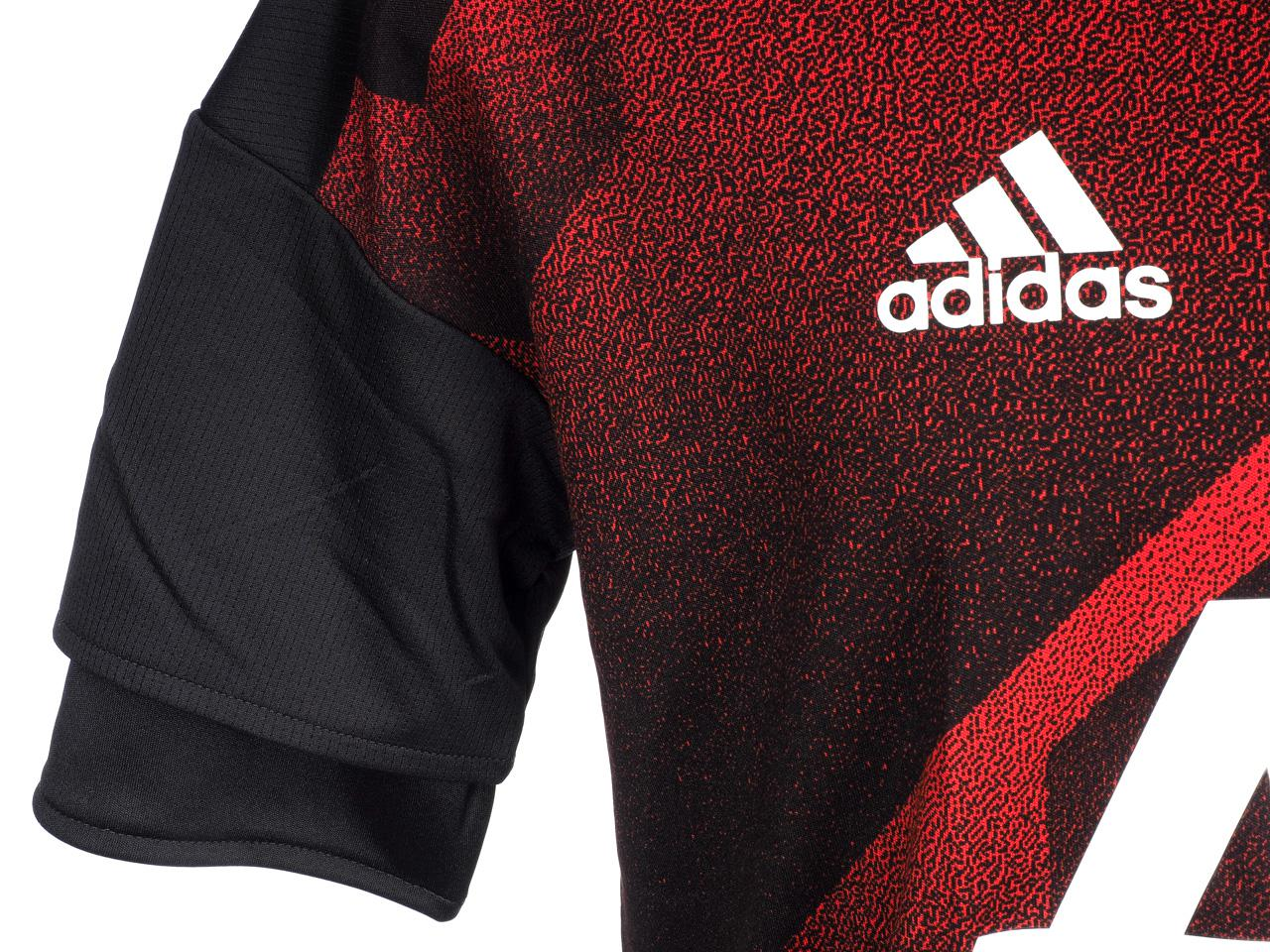 Maillot-de-football-Adidas-Manchester-h-16-18-trai-Rouge-74978-Neuf