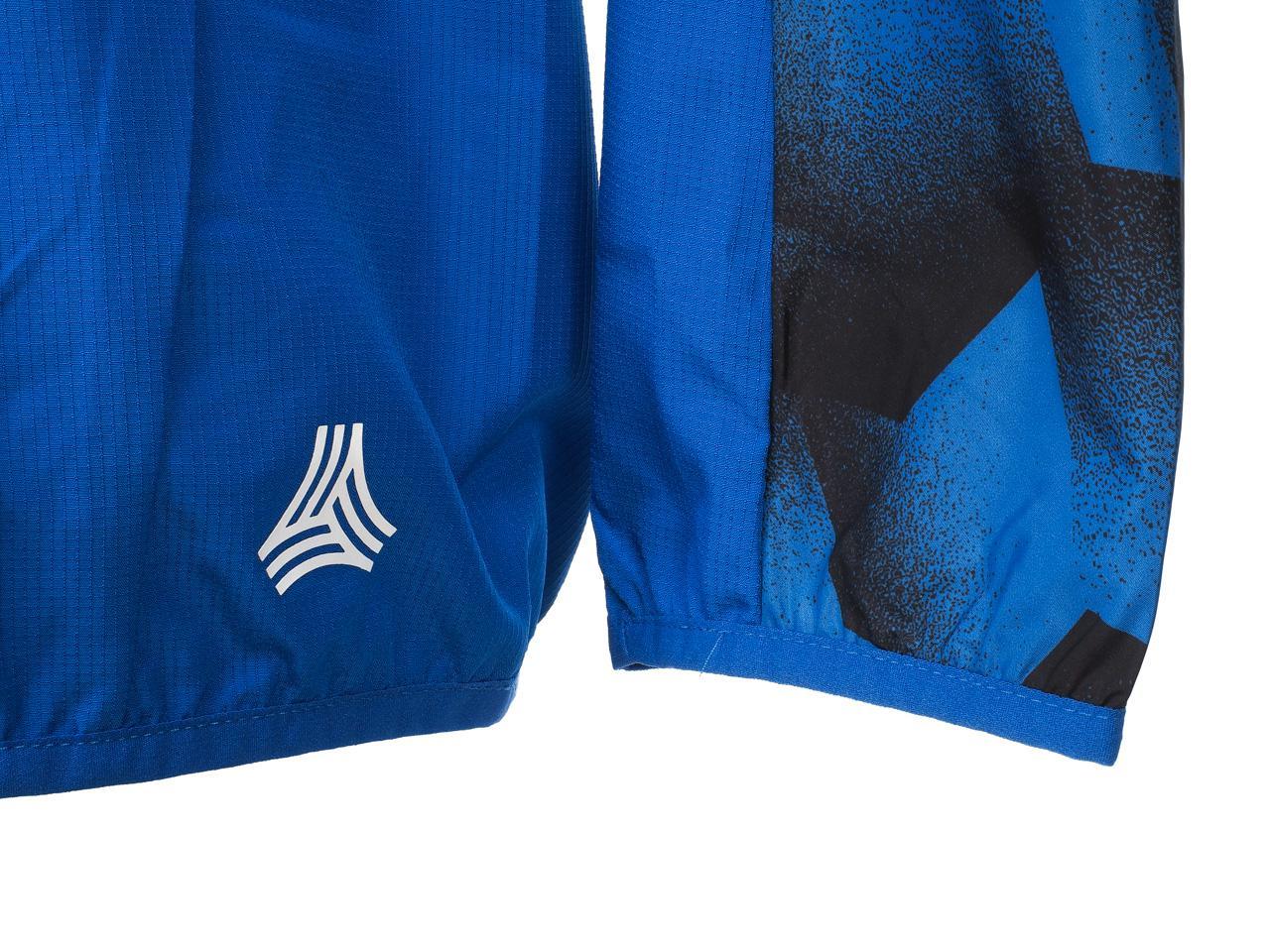 Jacken-Von-Jogginganzug-Tracktops-Adidas-Tanc-Wov-Spur-Blau-Blau-75956-Neu Indexbild 4