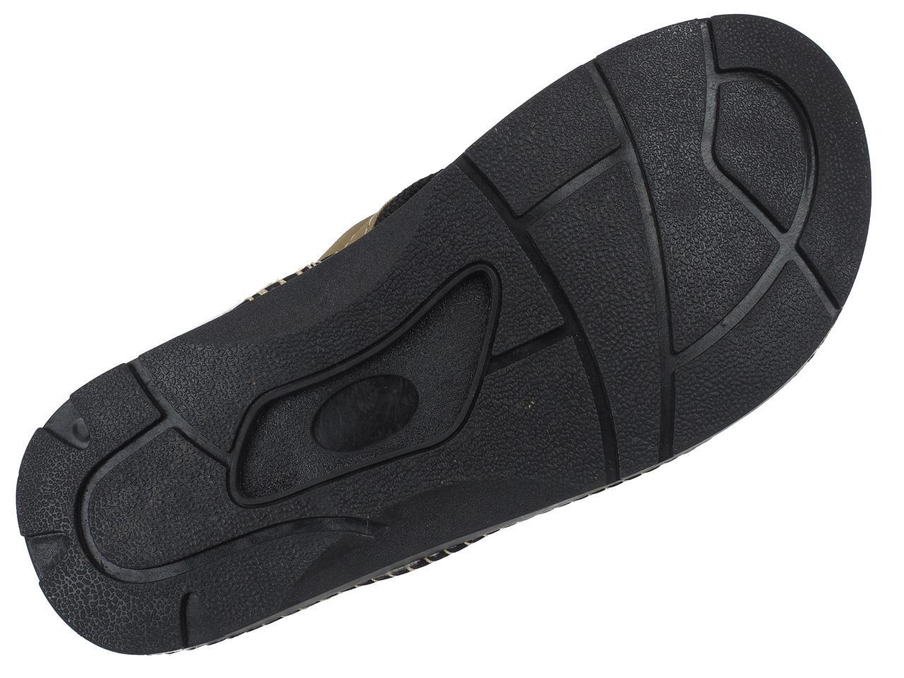 Flip-Flops-Tap-Dance-Shoes-Treeker9-Barbados-Beige-Flip-Flop-H-Beige-77481-New thumbnail 4