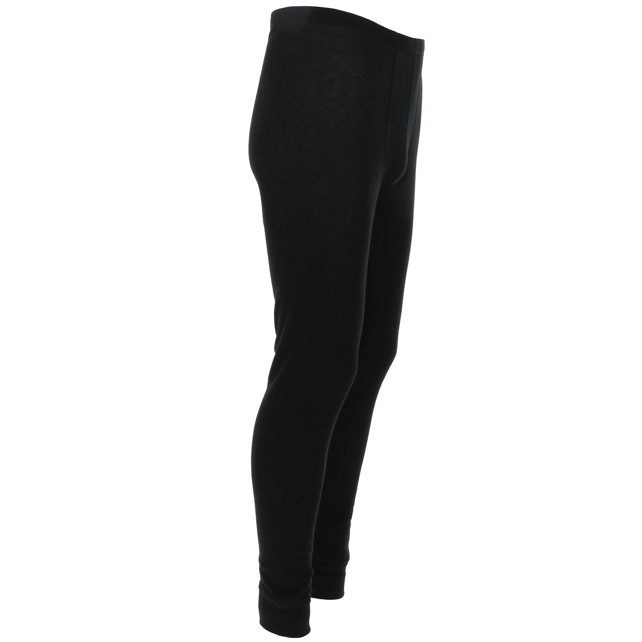 Tights-Thermal-Hot-Winter-Odlo-Warm-Black-Tights-Black-85327-New thumbnail 4