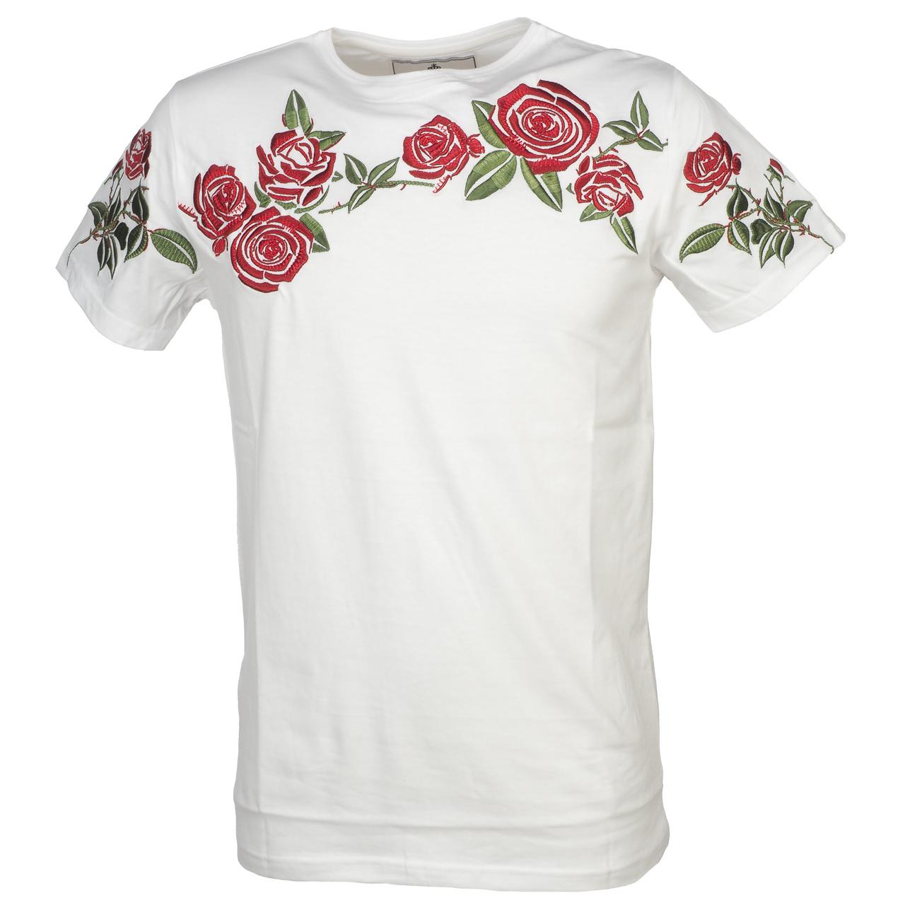 Short-Sleeve-T-Shirt-Hite-Couture-Madiner-White-Mc-Tee-White-11526-New