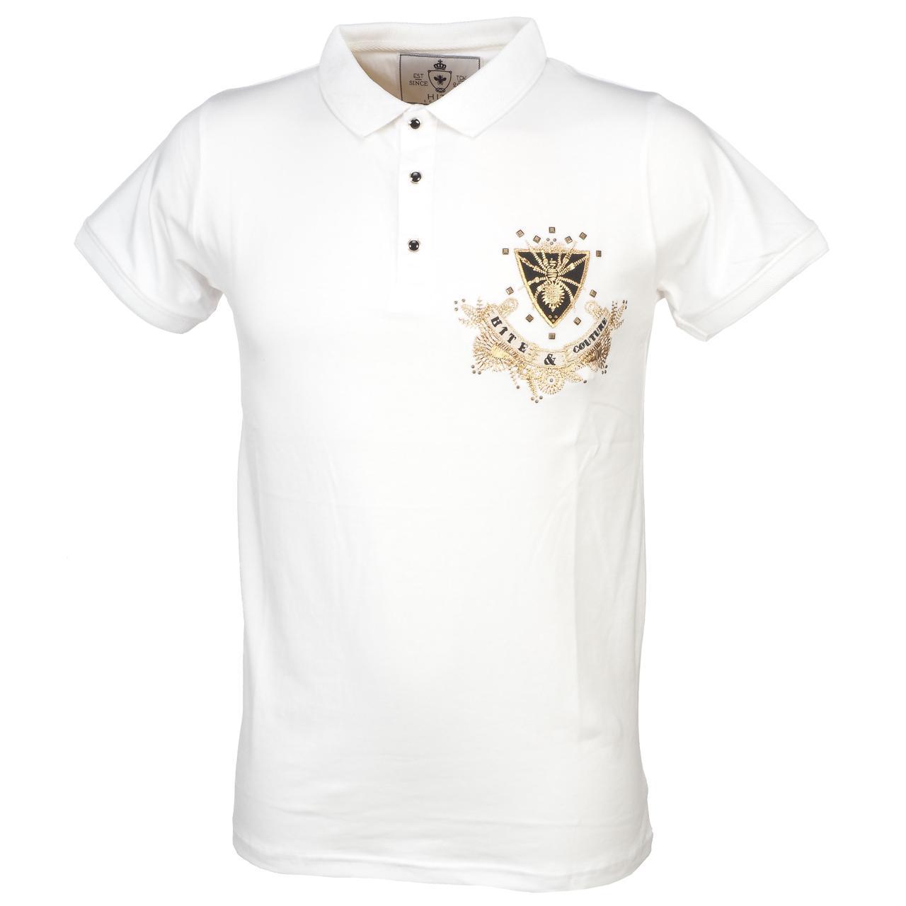 Short-Sleeve-Polo-Hite-Couture-Pamiler-White-Mc-Polo-White-11569-New