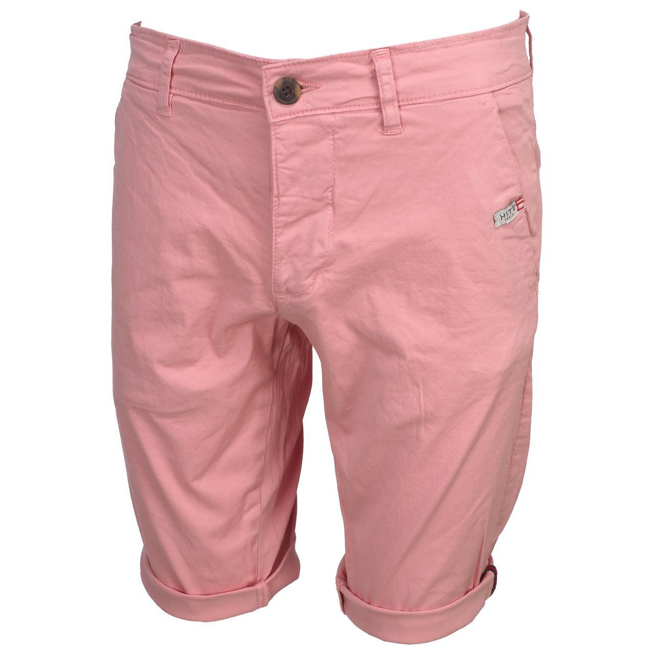 Bermuda-Shorts-Hite-Couture-Vobier-Rse-Bermuda-Chino-Pink-11606-New