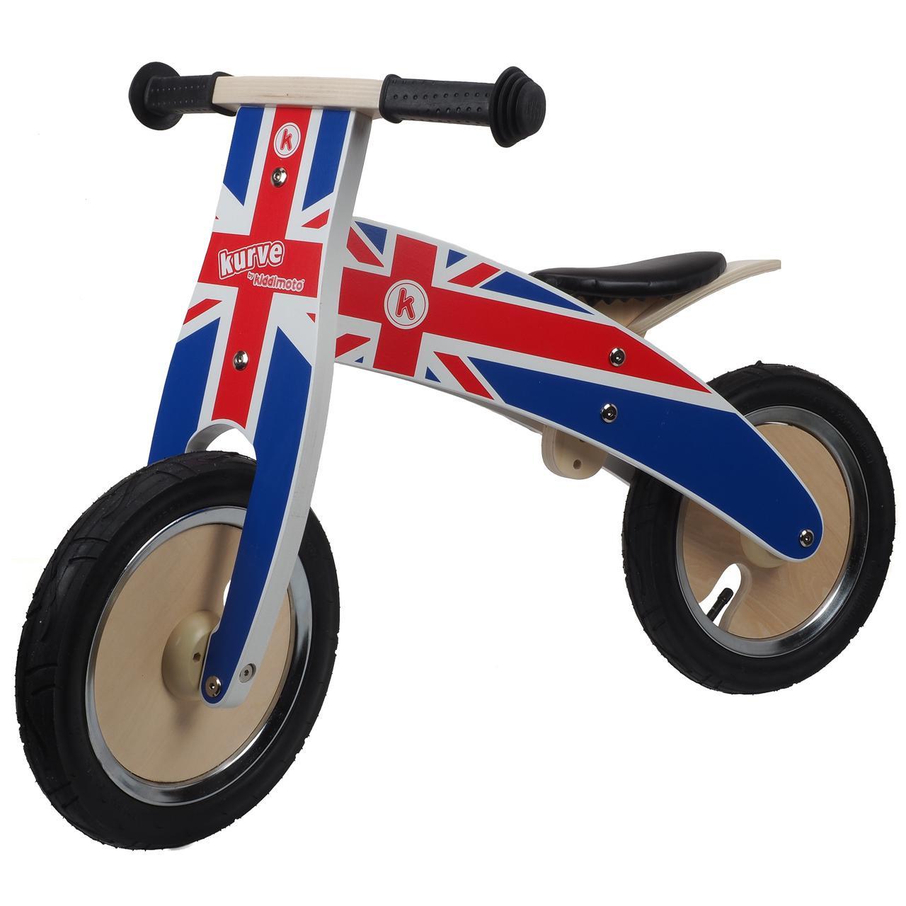 Bike-Icare-Distribution-Kiddi-Motorcycle-Kurve-Union-Ja-White-13165-New