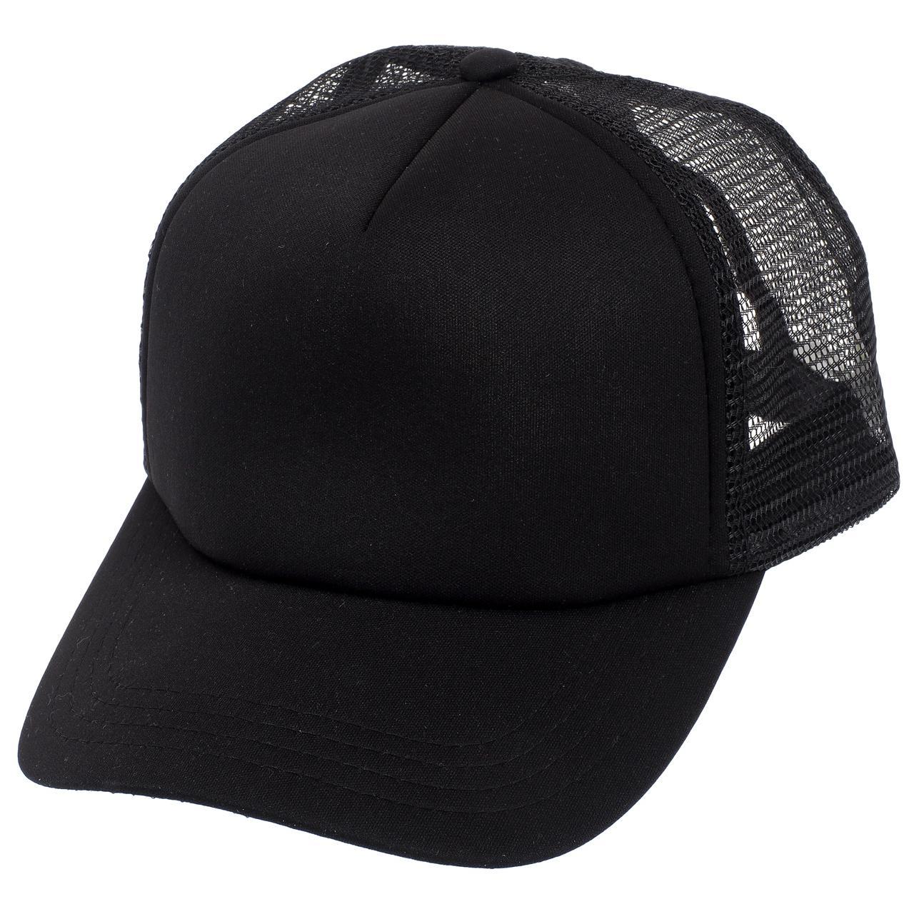 Casquette-Toptex-Trucker-kup-black-Noir-14354-Neuf