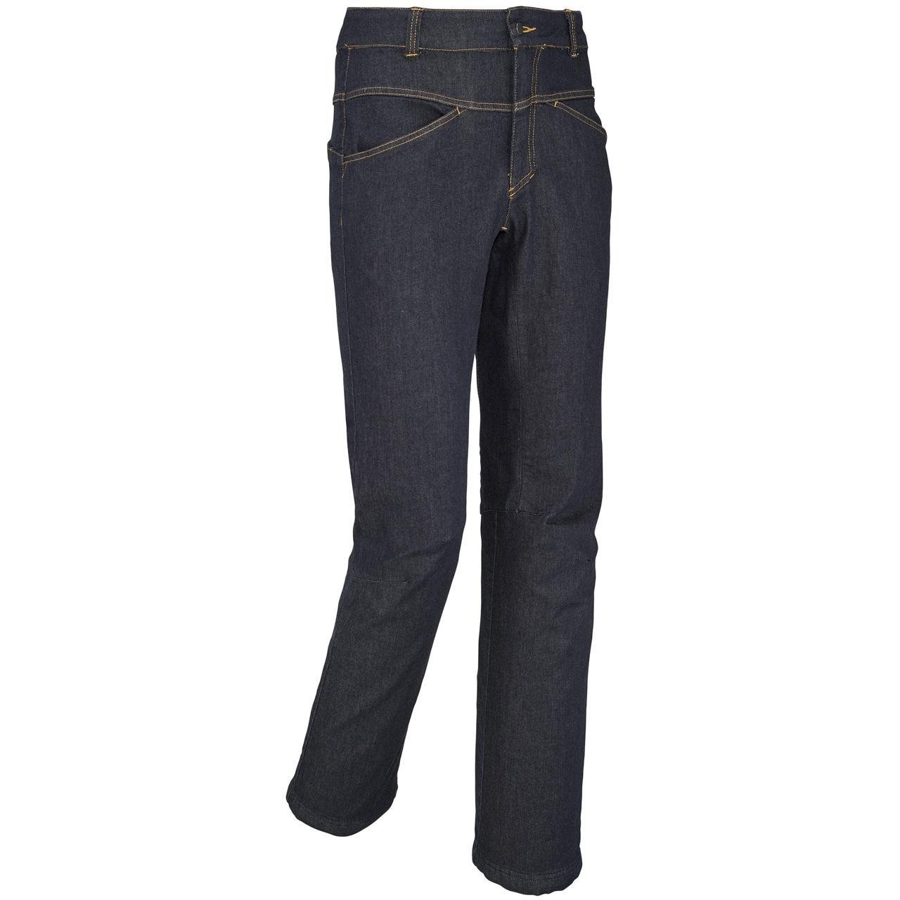 Hose-Jeans-Millet-Karambony-Hose-Denim-Dunkel-Blau-15043-Neu