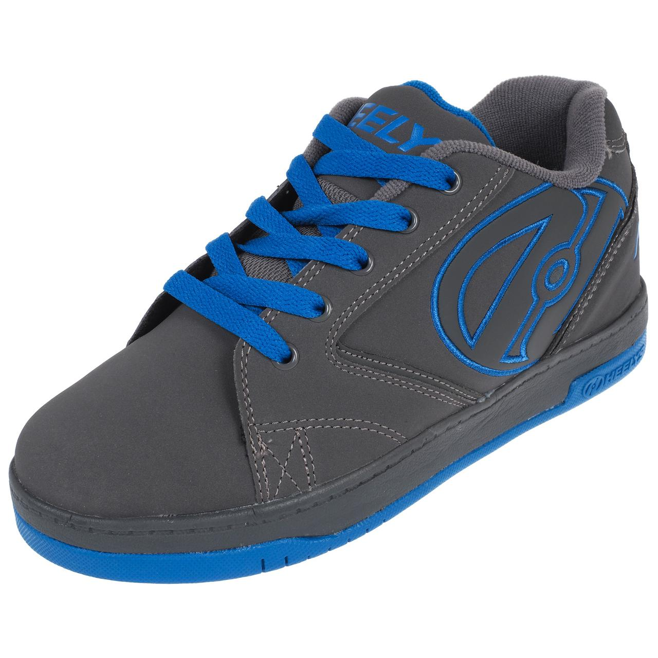 Shoes-to-Casters-Heelys-Propel-2-0-Grey-Royal-Grey-15616-New