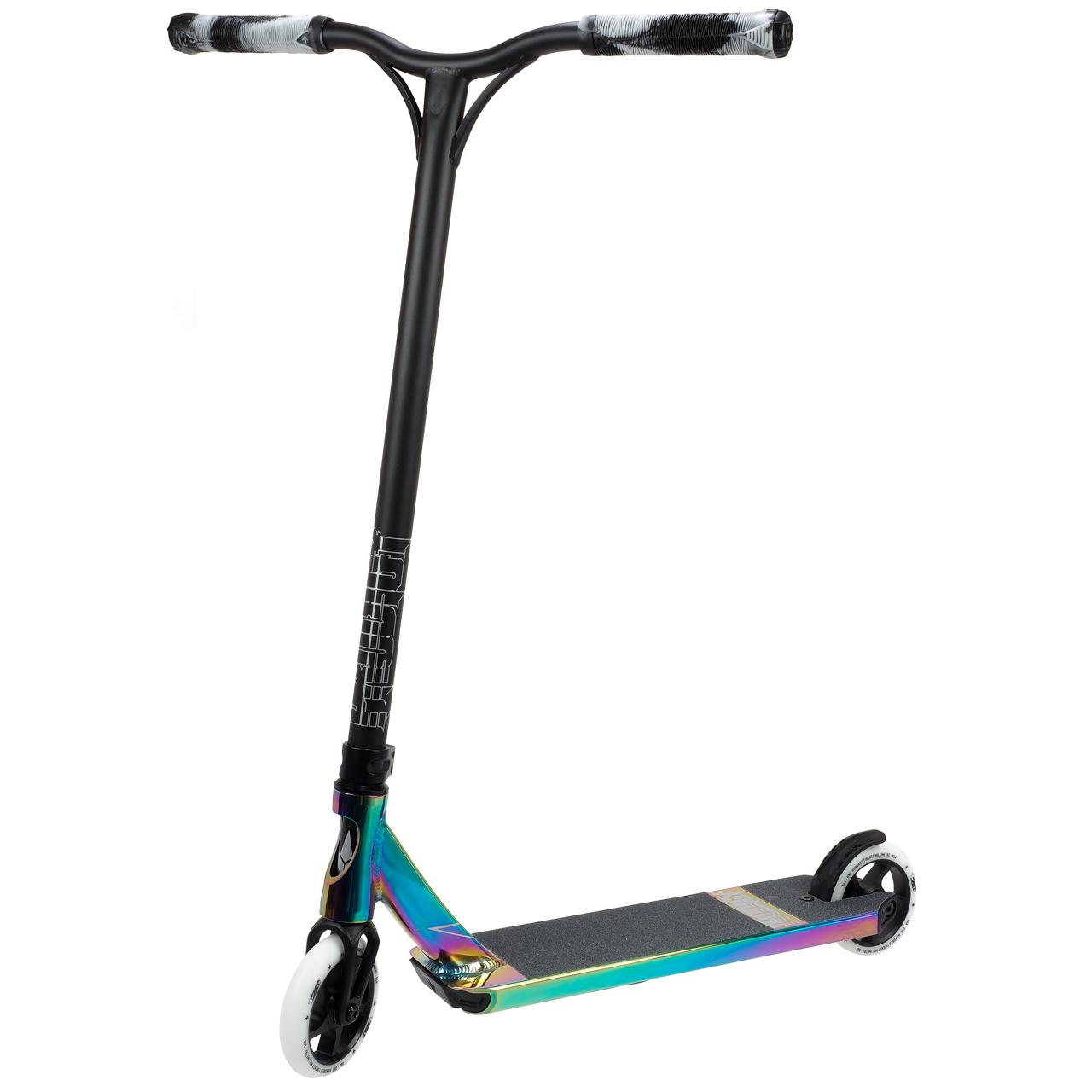 trottinette freestyle blunt prodigy s6 oilslick 120mm noir 15724 neuf ebay. Black Bedroom Furniture Sets. Home Design Ideas