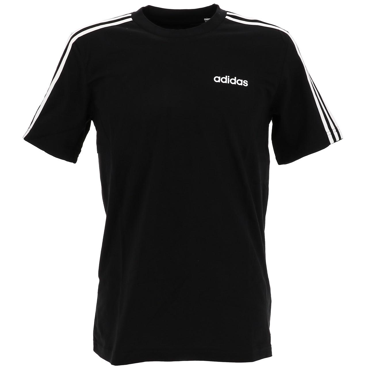 Short-Adidas-E-3s-Mc-Tee-Black-Wht-Black-16694-New