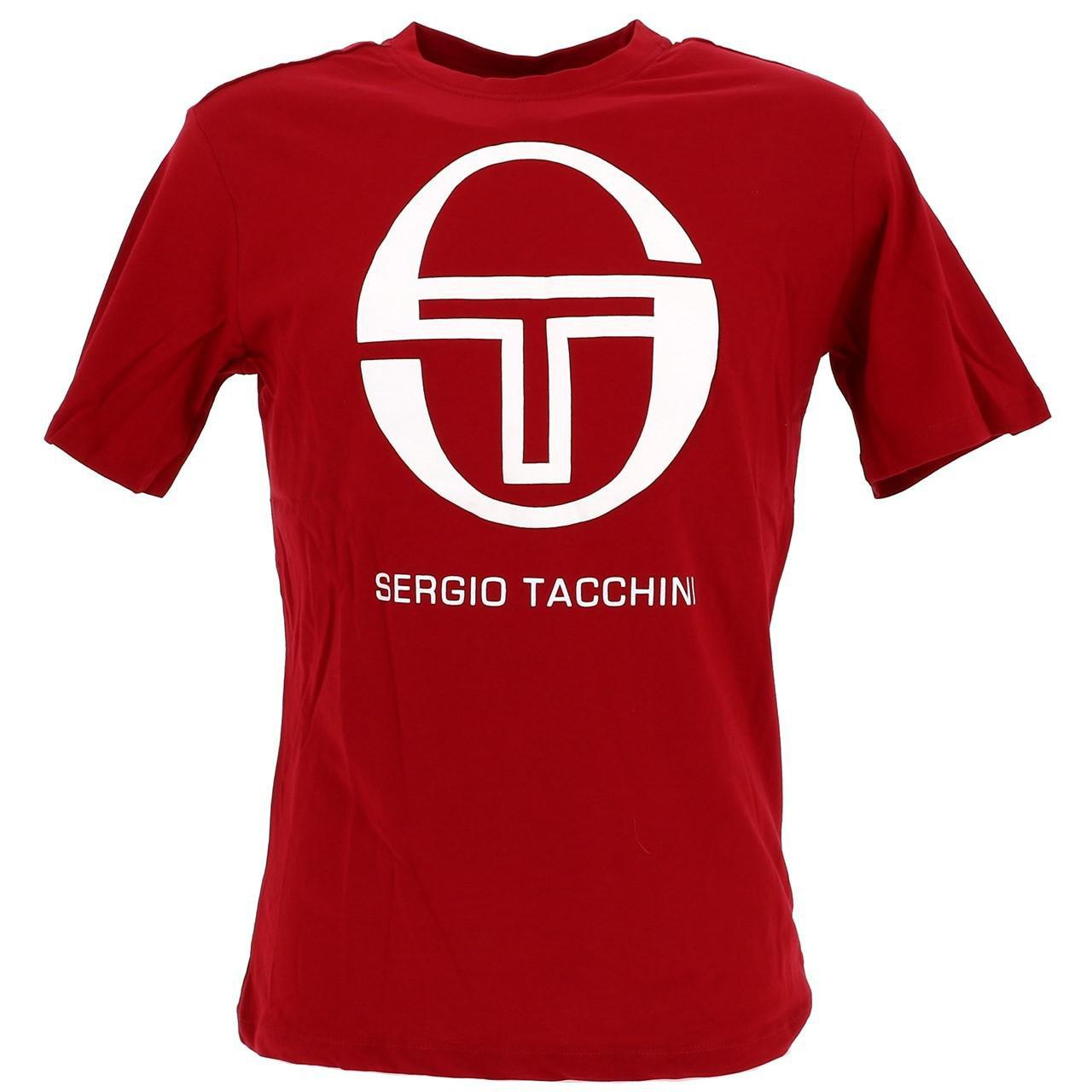 Short-Sergio-tacchini-Candytuft-Apple-Red-Mc-Tee-Red-17767