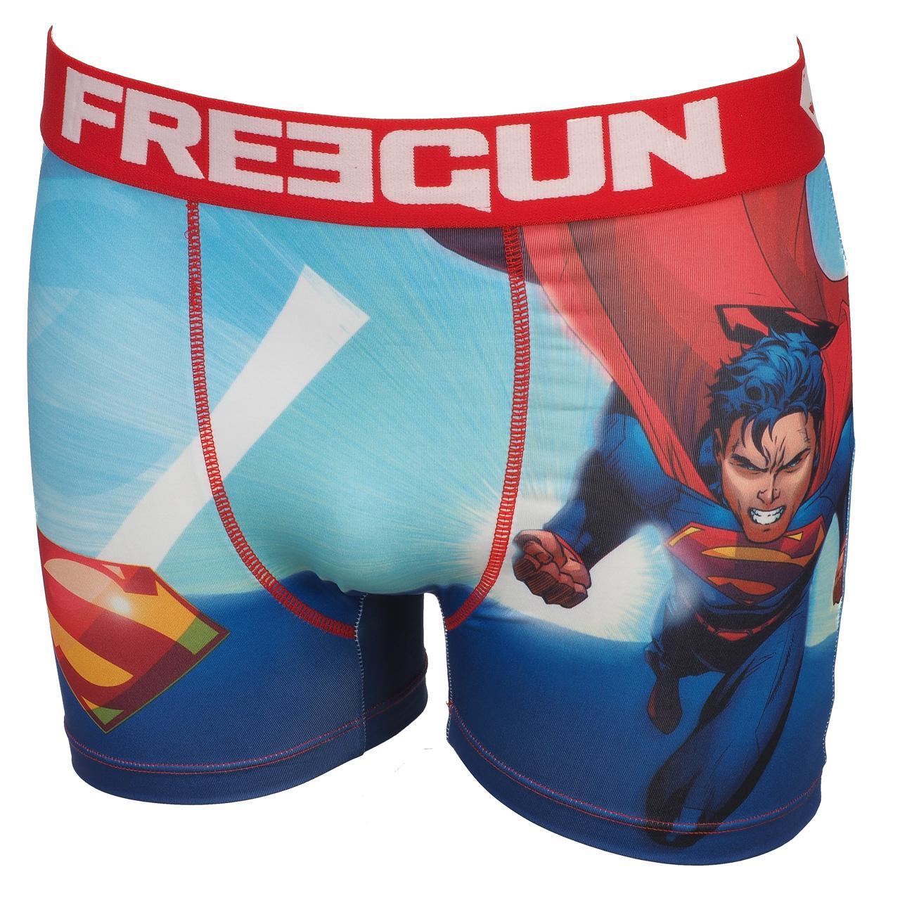 Underwear-Boxer-Freegun-Fly-Blue-Rge-Boxer-White-17911-New
