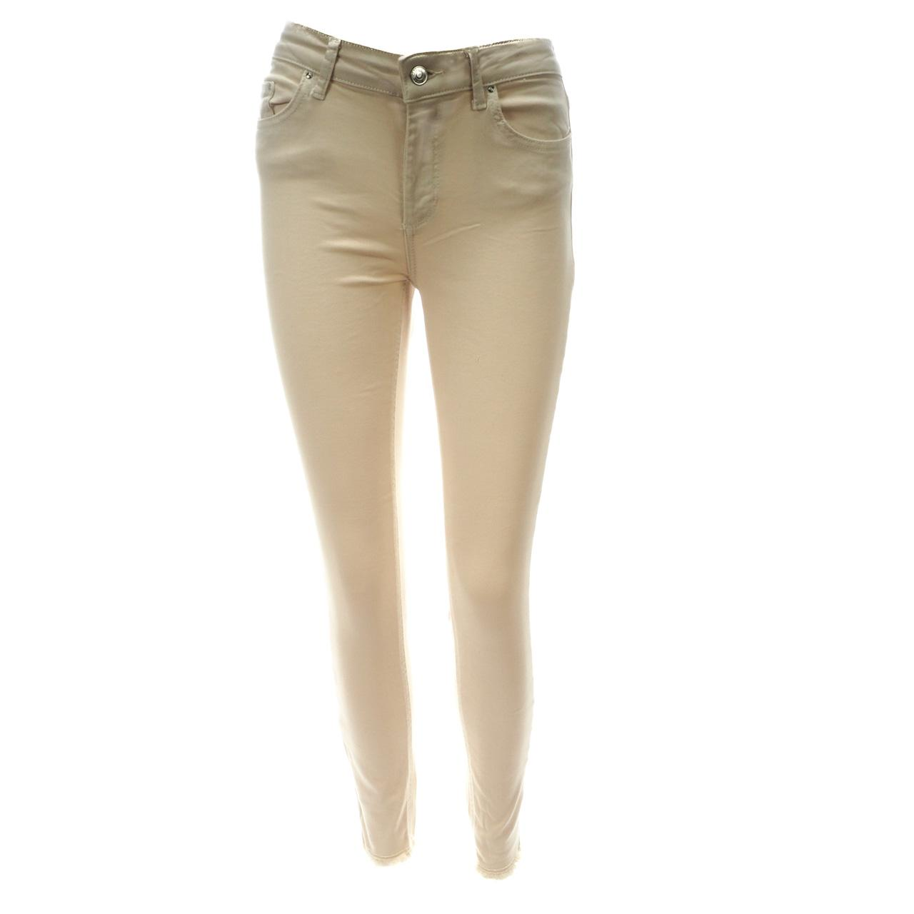 Trousers-Slim-Jeans-only-Blush-32-Egret-Jeans-L-Beige-18666-New