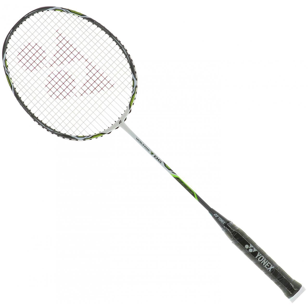 Badminton-Racket-Yonex-Voltric-7dg-Blc-Jne-3u4-White-18790-New