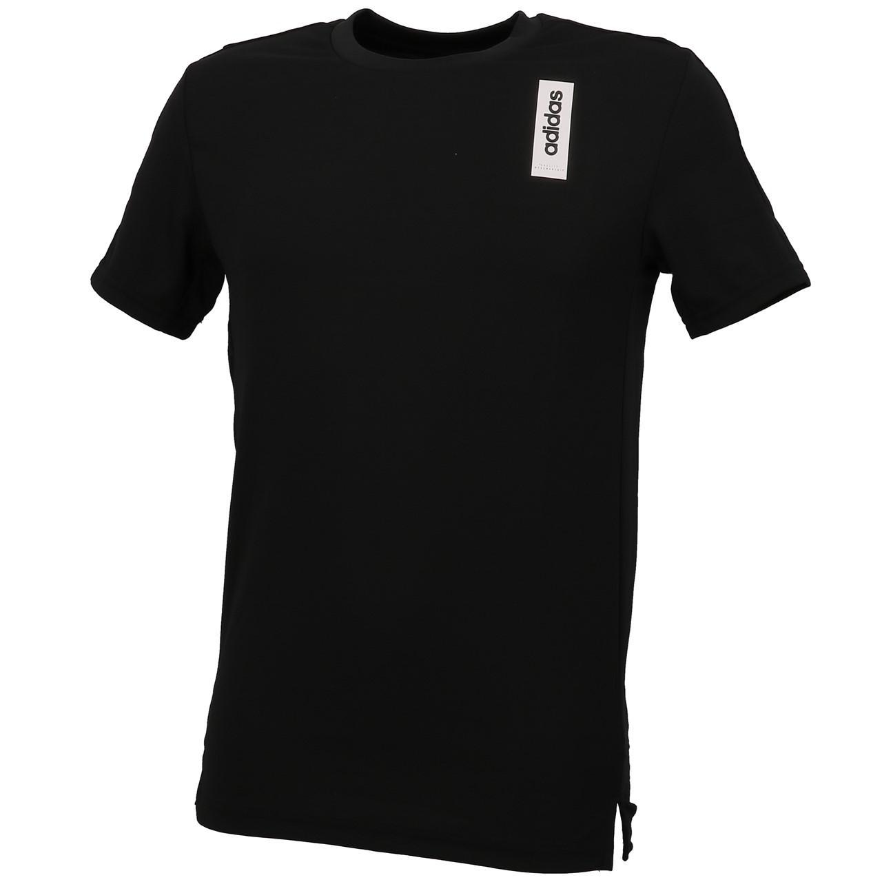 Short-Sleeve-T-Shirt-Adidas-BB-Black-Mc-Tee-Black-18895-New