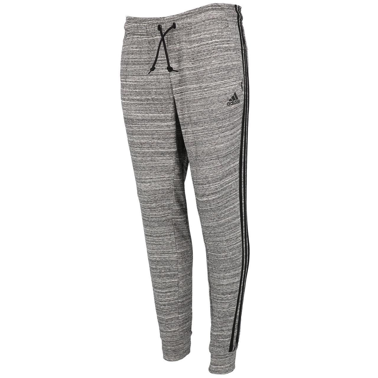 Trainingshose-Adidas-MH-Hth-Hose-Blk-Mel-L-Schwarz-18938-Neu