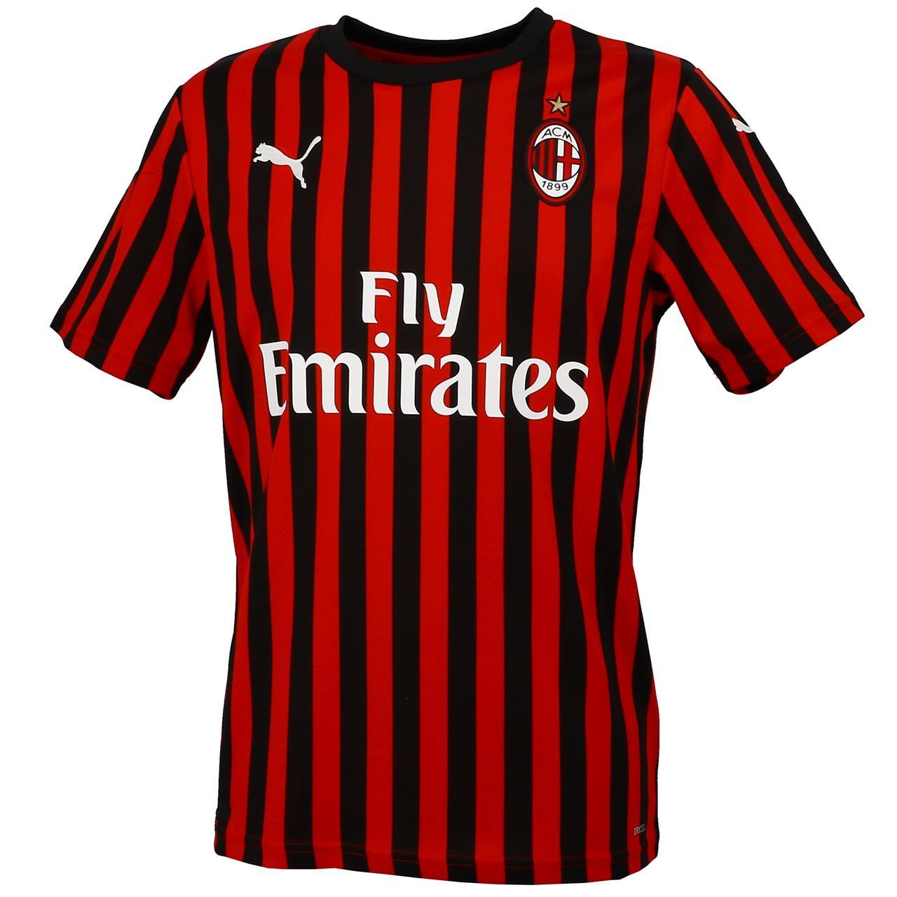 Maillot-de-football-Puma-Acm-home-replica-shirt-Rouge-19667-Neuf