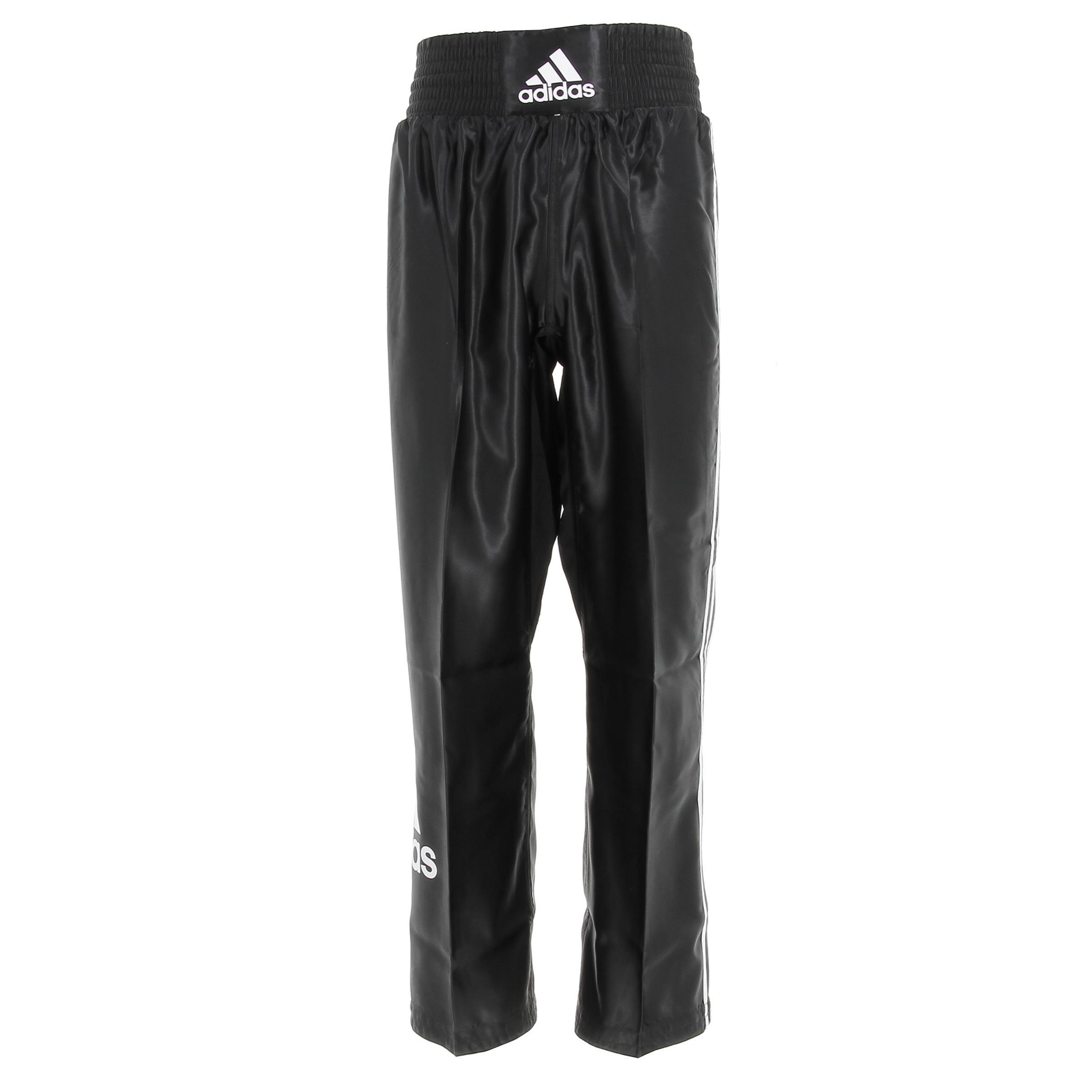 Pants-Boxing-Kickboxing-Adidas-Pant-Kick-Full-Black-Black-23092-New