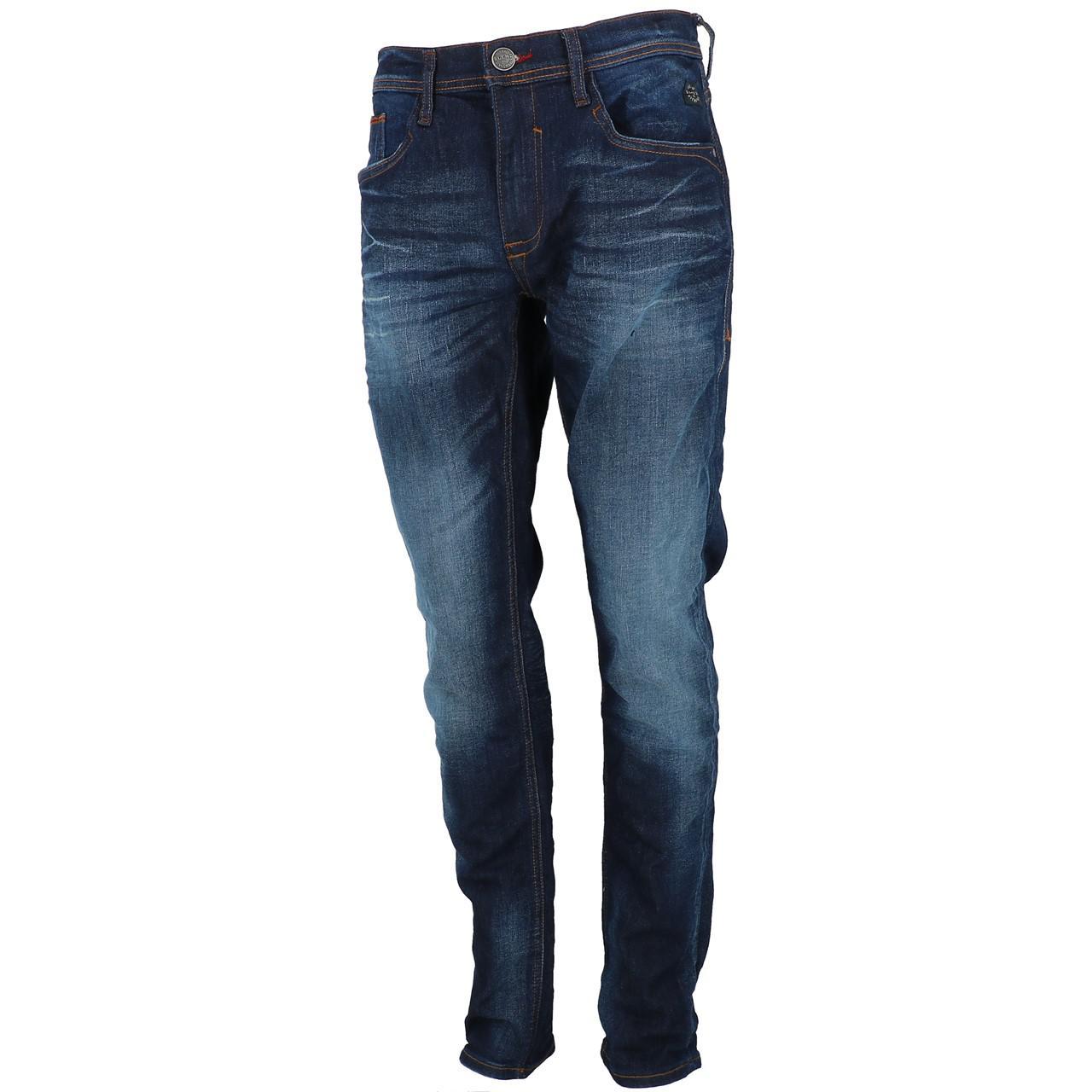 Jeans-Pants-Slim-Blend-Twister-34-Denim-Dark-Reg-Blue-25943-New