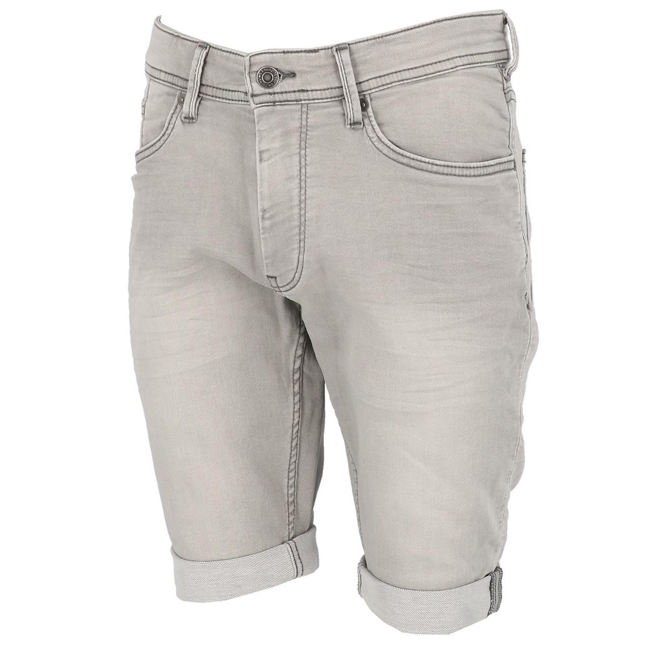 Bermuda-Shorts-Teddy-smith-Scotty-3-Grey-Shorts-Grey-29920-New