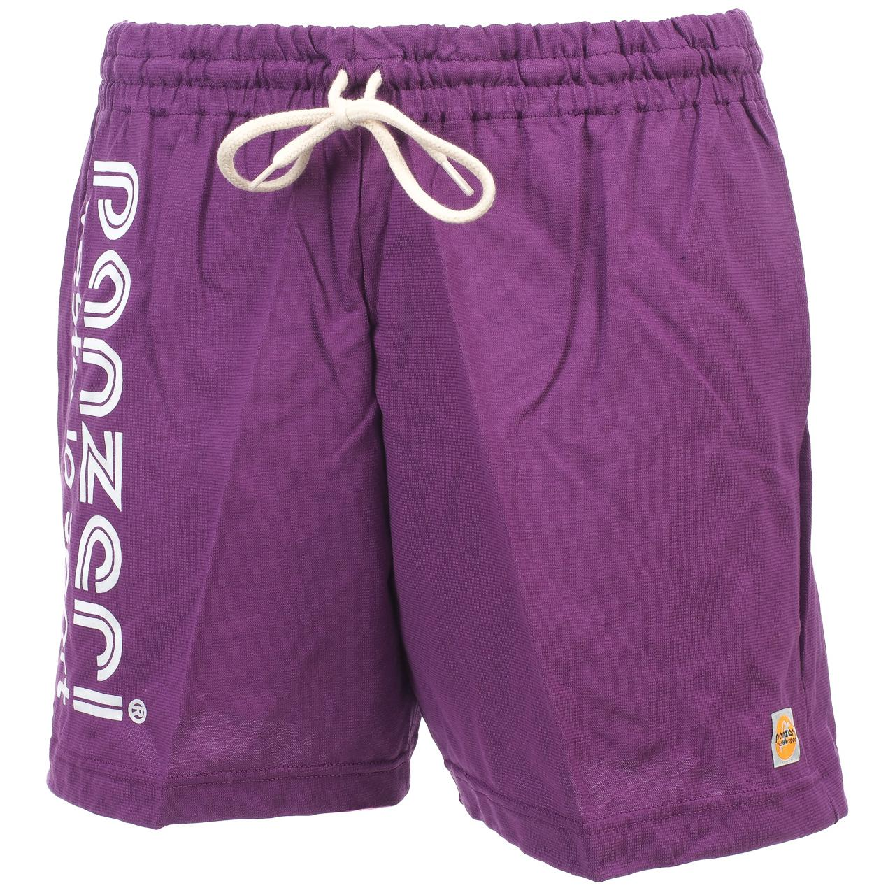 Shorts-Multi-Panzeri-Plain-a-Purple-Jersey-Shorts-Purple-30929-New