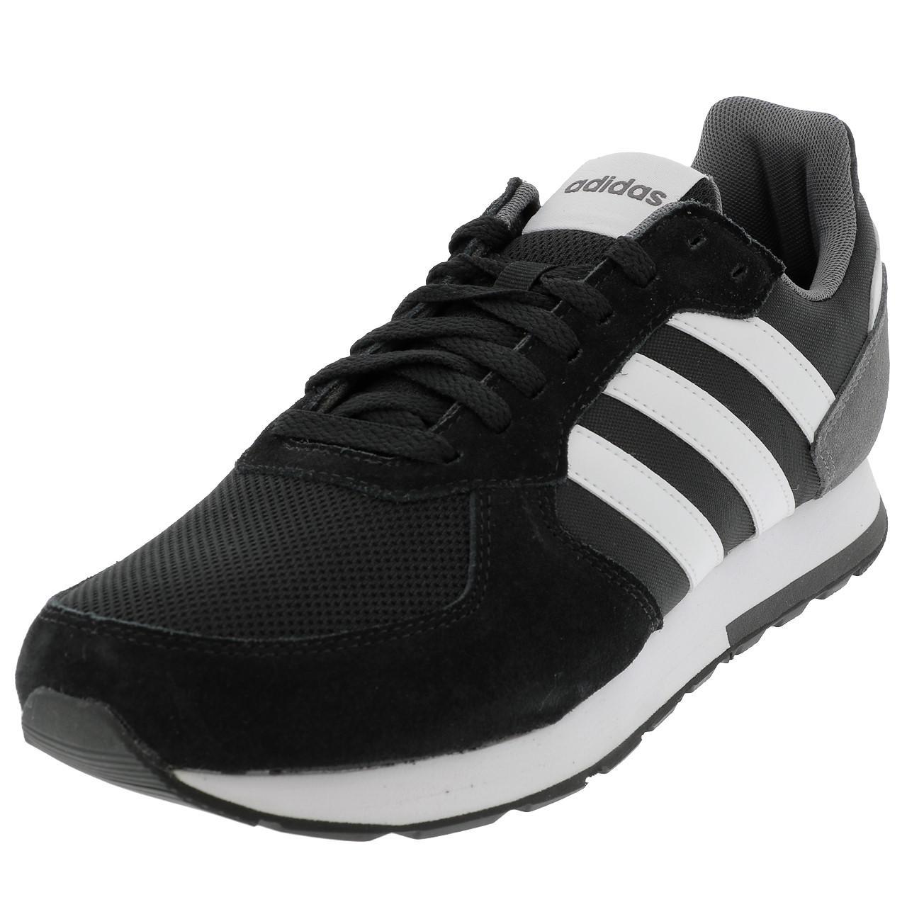 adidas 8k negro y gris