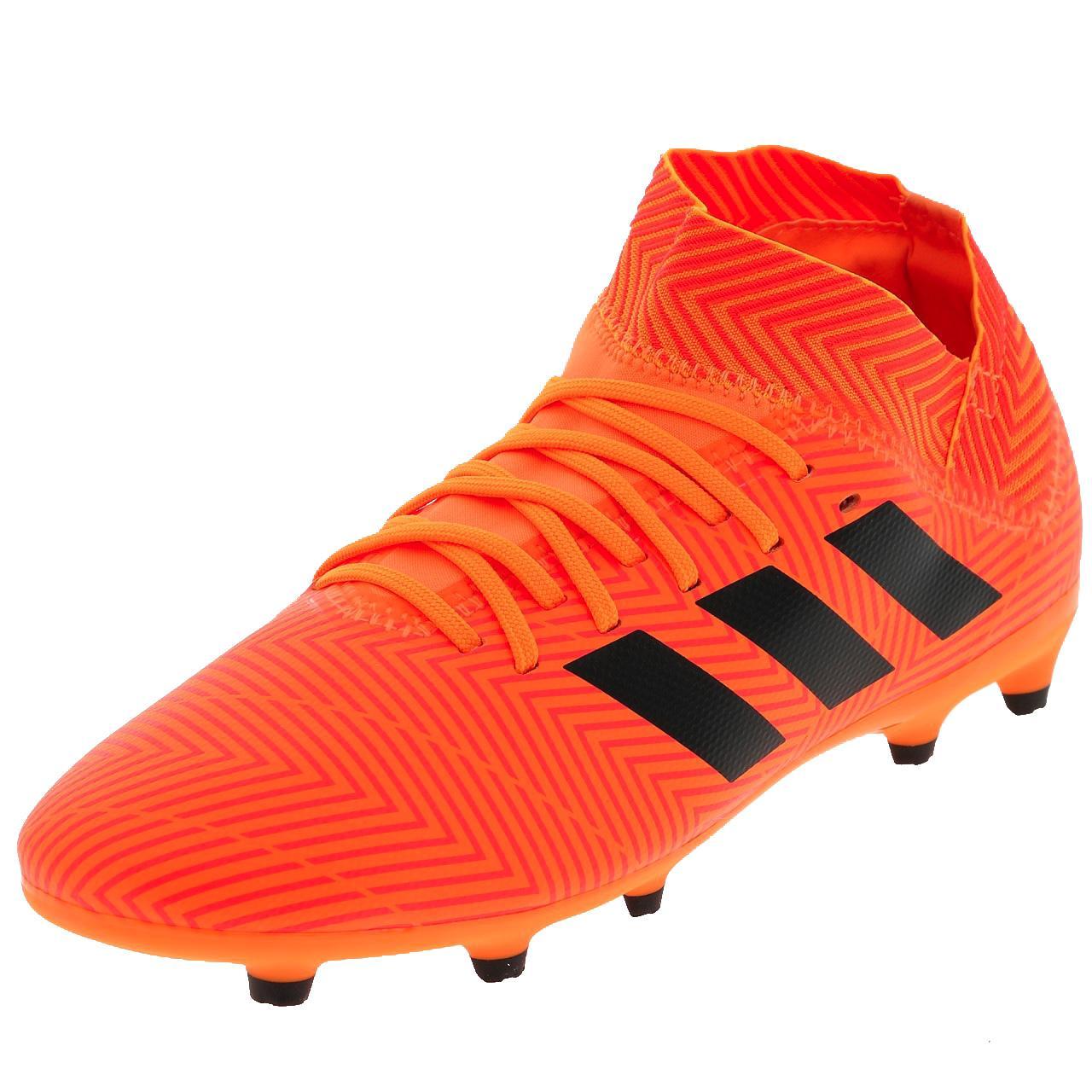 CHAUSSURES FOOTBALL LAMELLES Adidas Nemeziz 18.3 fg jr