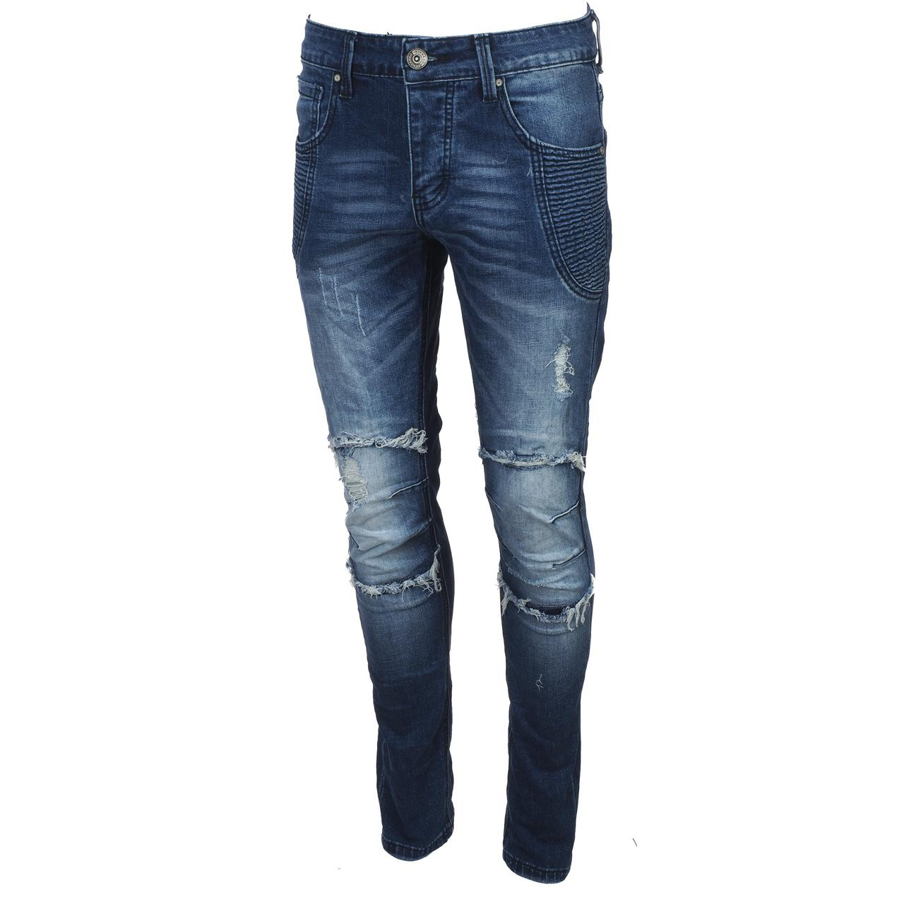 Jeans-Pants-Senders-Angeles-Used-Blue-H-Blue-39982-New